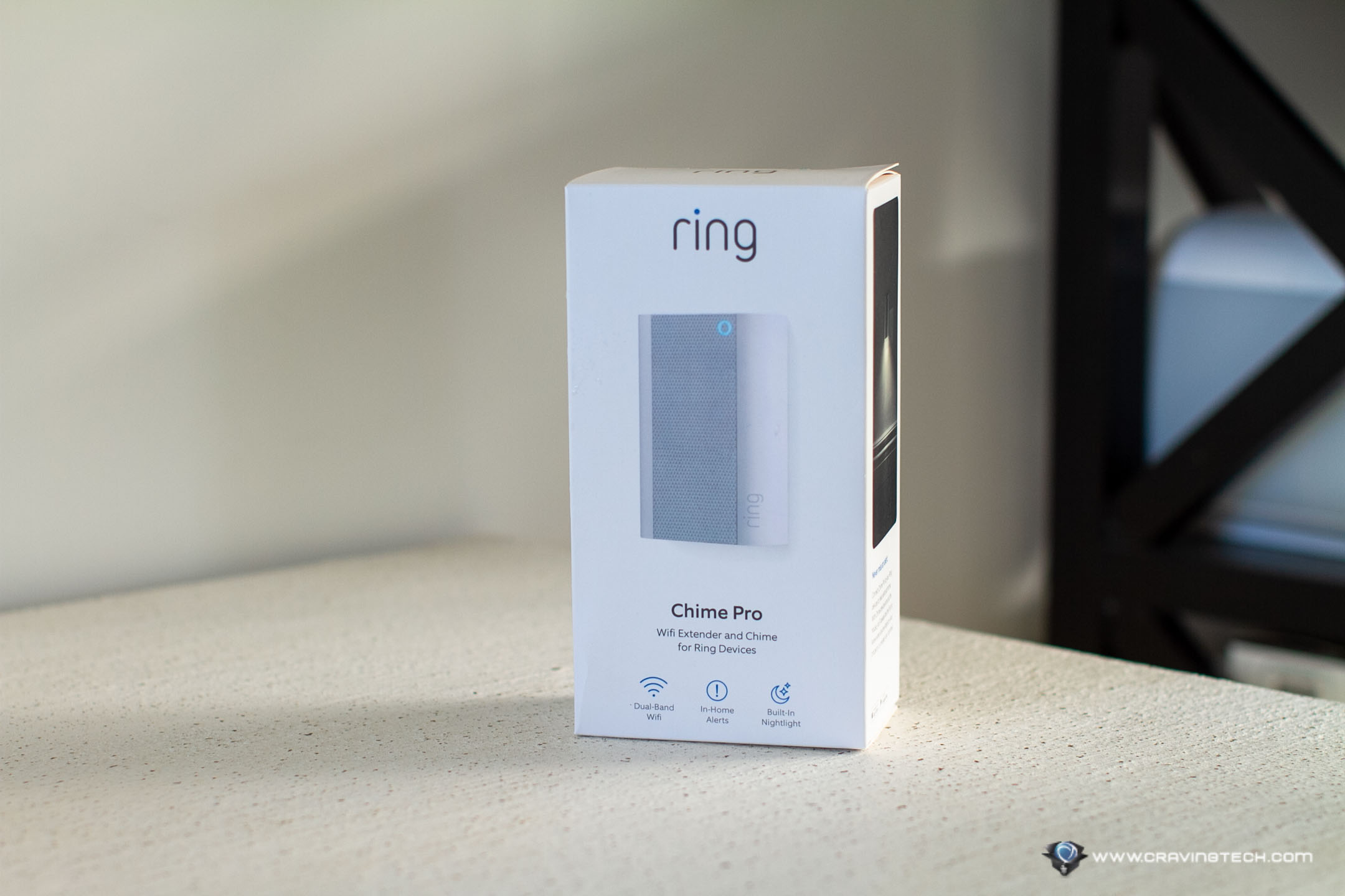 Improved design, connectivity, and a built-in nightlight – Ring Chime Pro (2020) Review