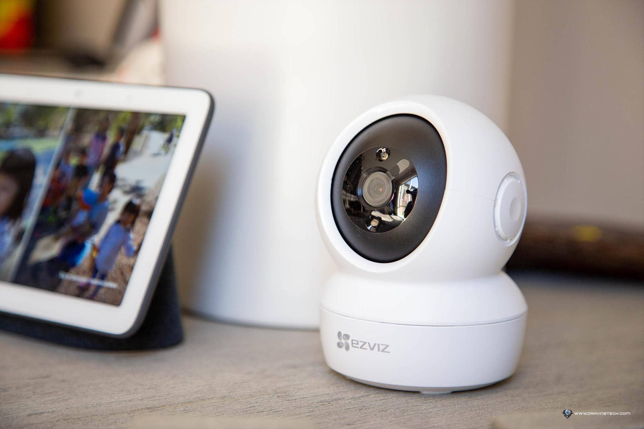 Wallet-friendly, smart, Wi-Fi camera – EZVIZ C6N Camera Review
