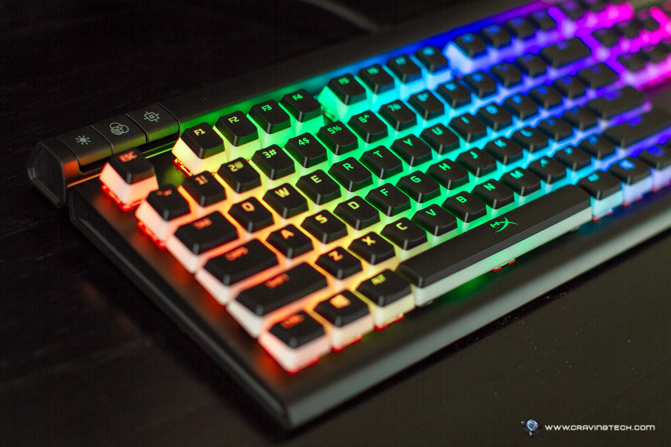 HyperX Alloy Elite 2 Mechanical Gaming Keyboard Review