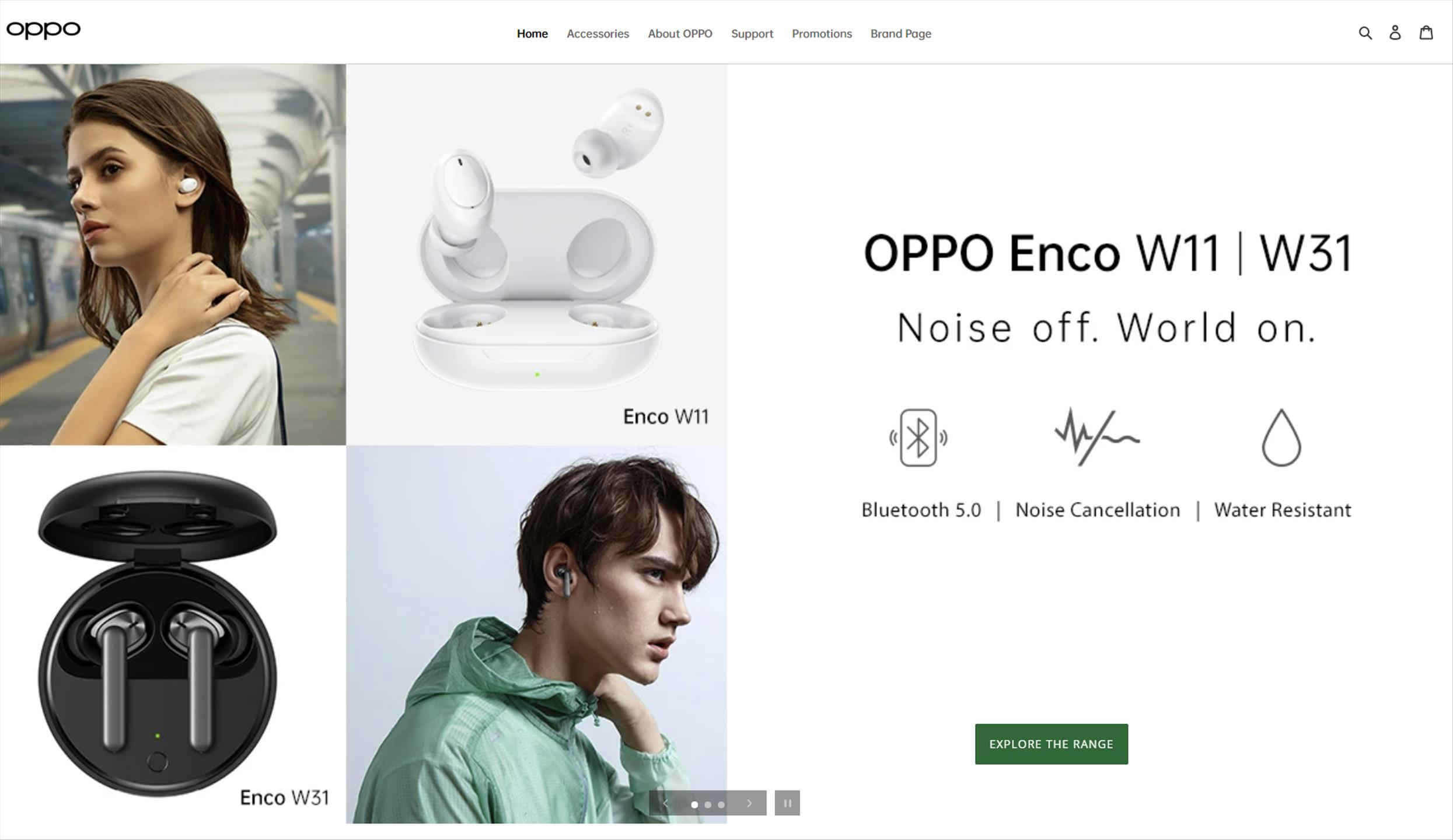 OPPO now has an online store in Australia