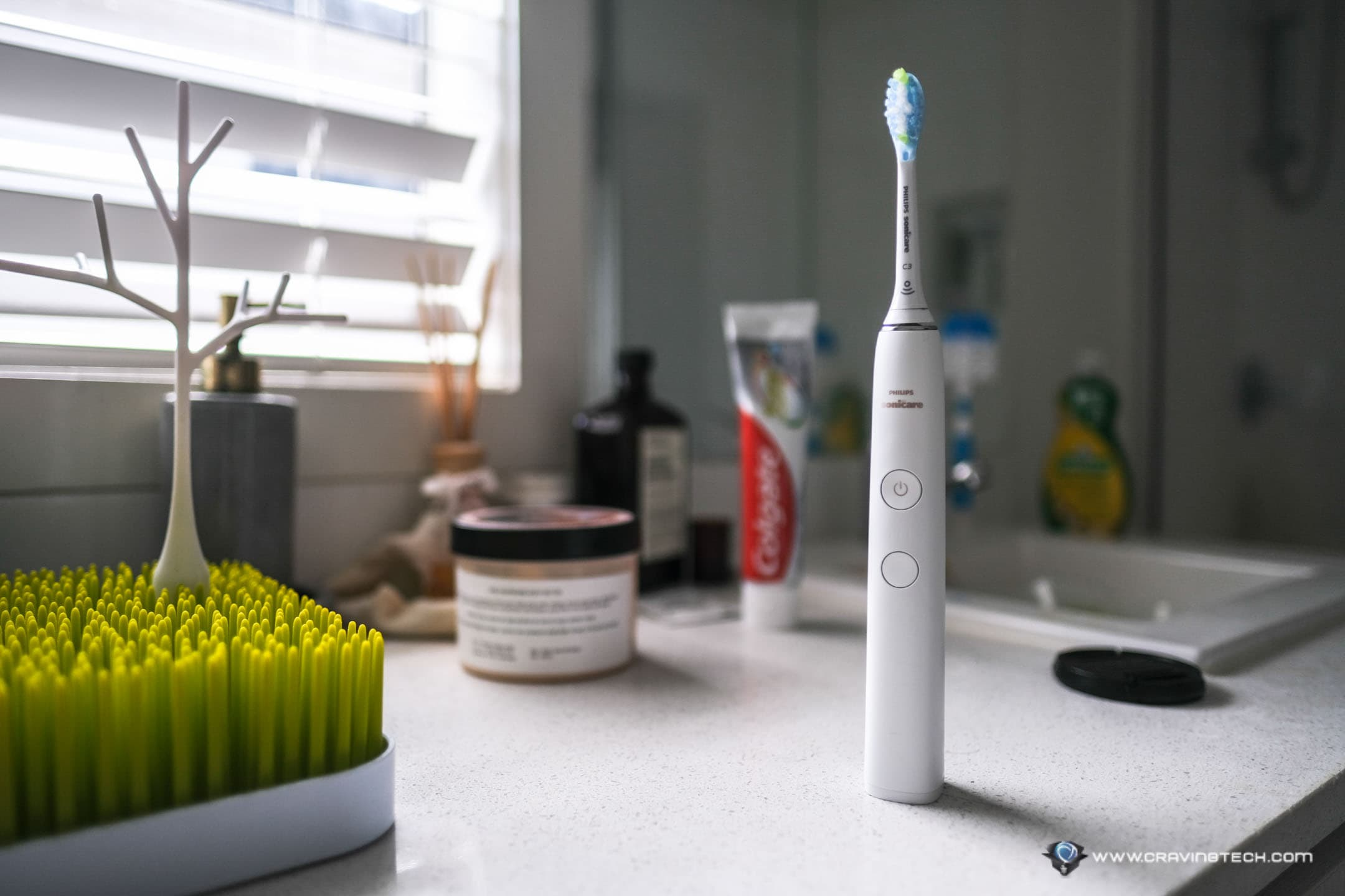 The best electric toothbrush? Philips Sonicare DiamondClean 9000 Review
