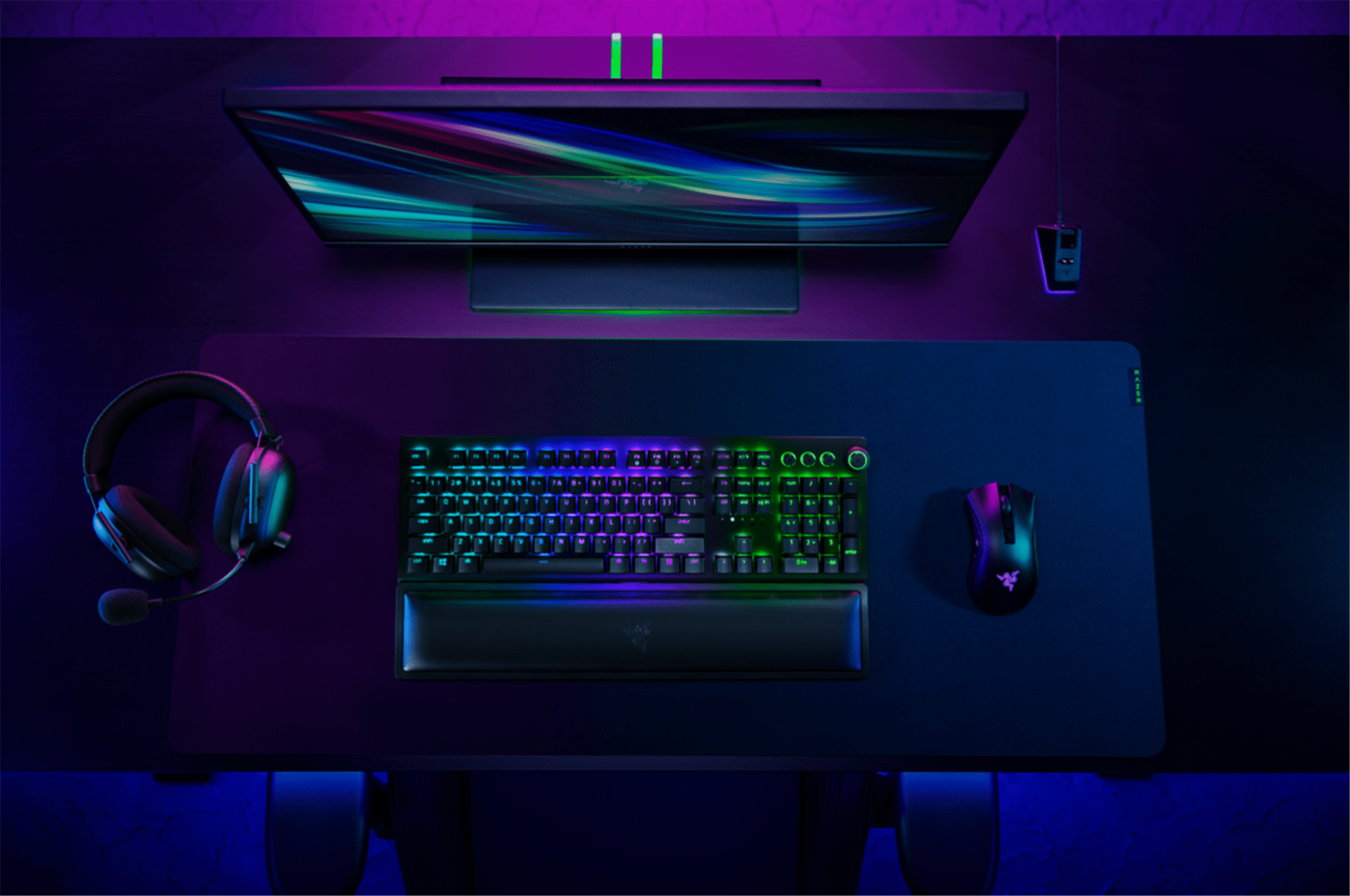 Razer announces a bunch of new, wireless, flagship gaming peripherals