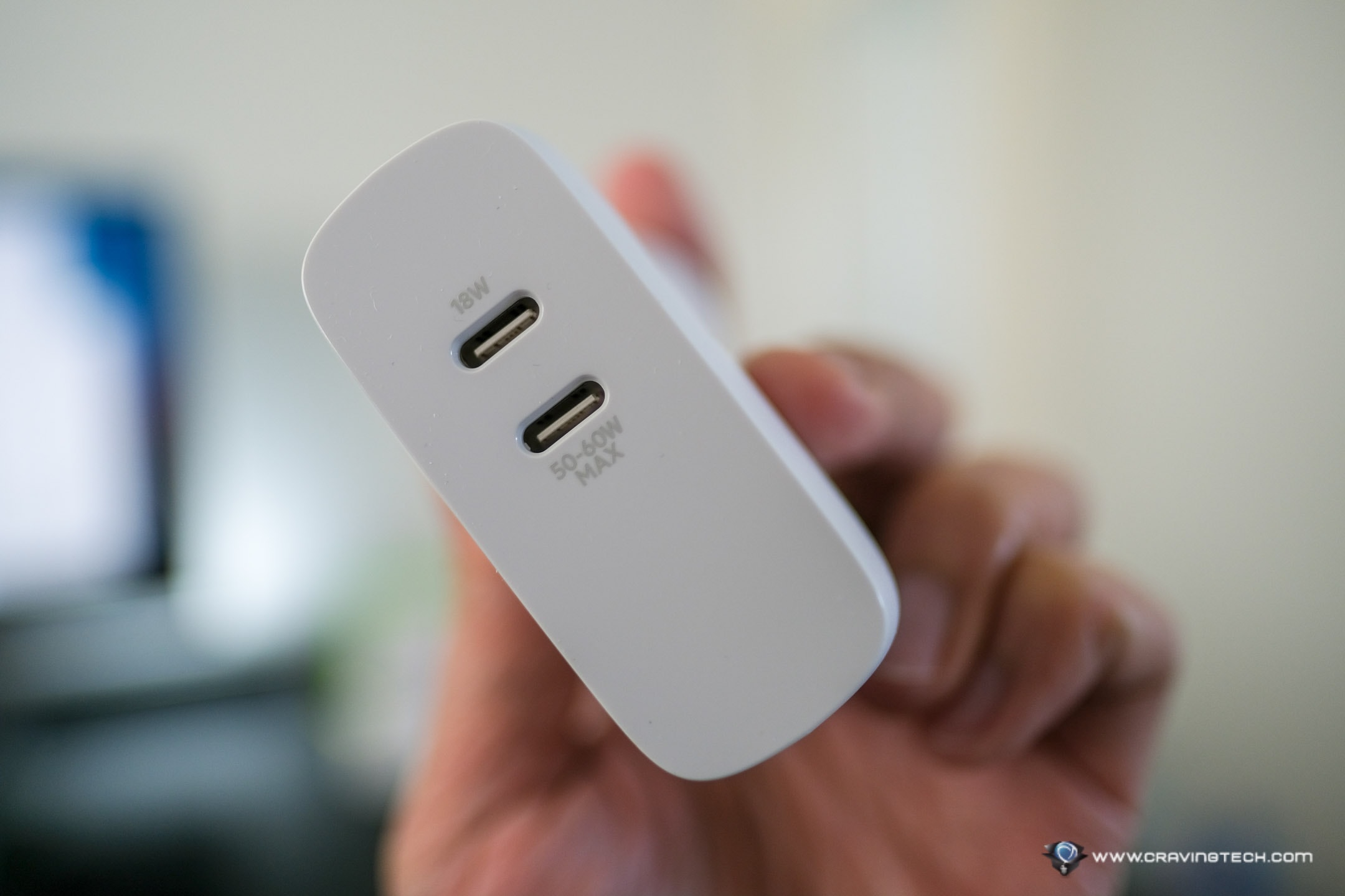 Belkin BOOST CHARGE Dual USB-C GaN Wall Charger 68W Review
