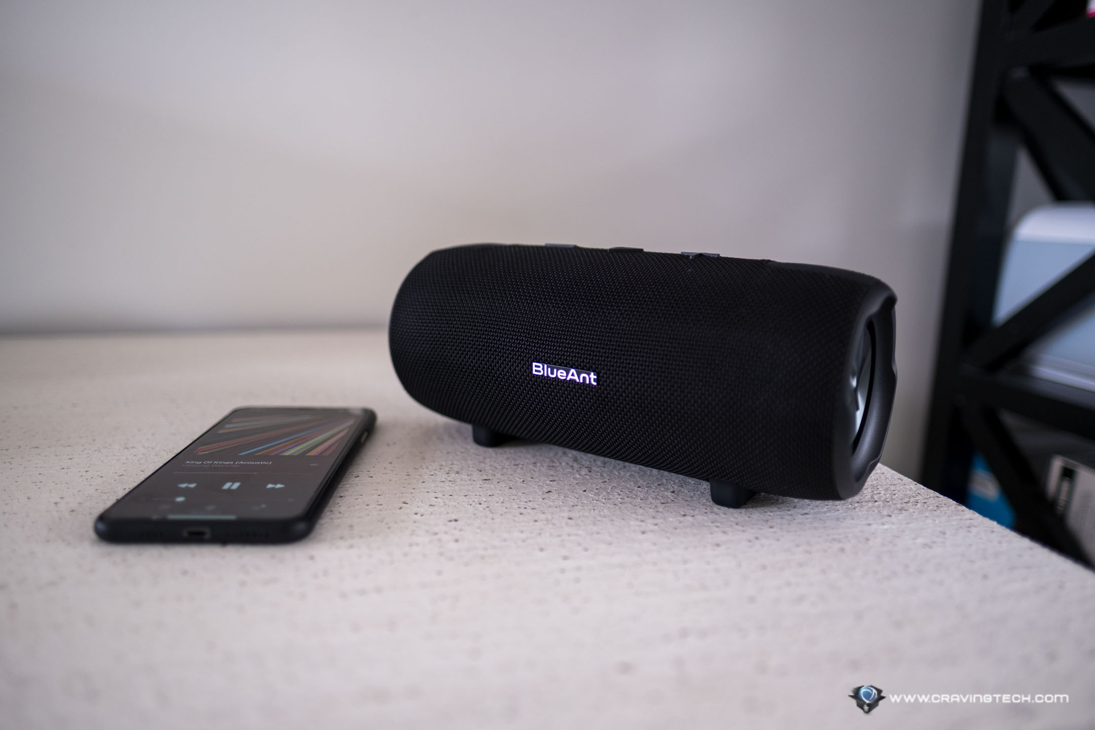 Charge your phone and shake the room at the same time – BlueAnt X3 Review