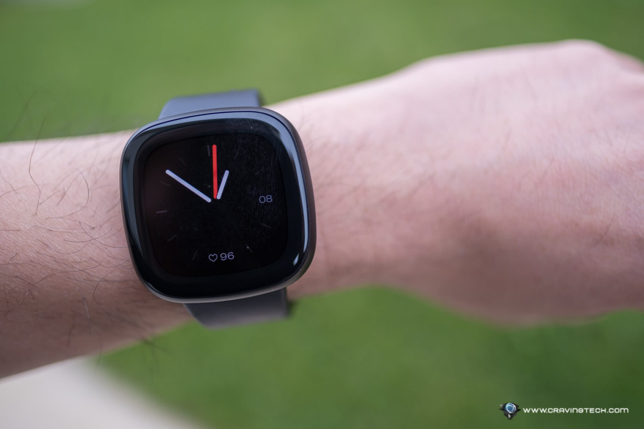 Fitbit Versa 3 Review – Now with built-in GPS!