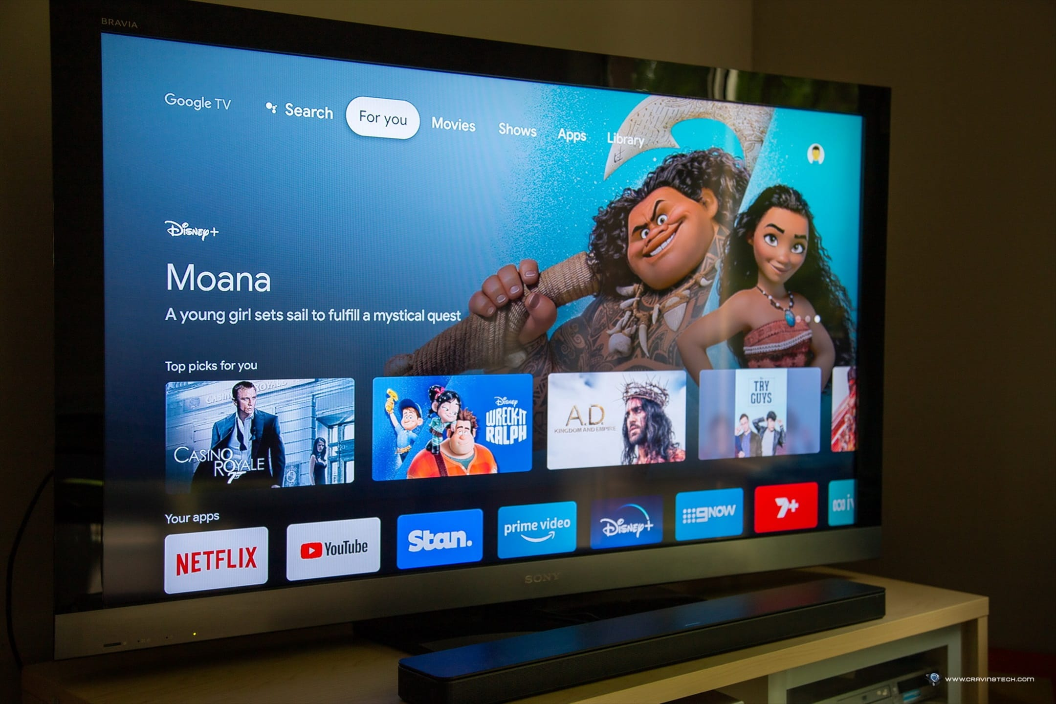 Exceeded expectations – Chromecast with Google TV Review