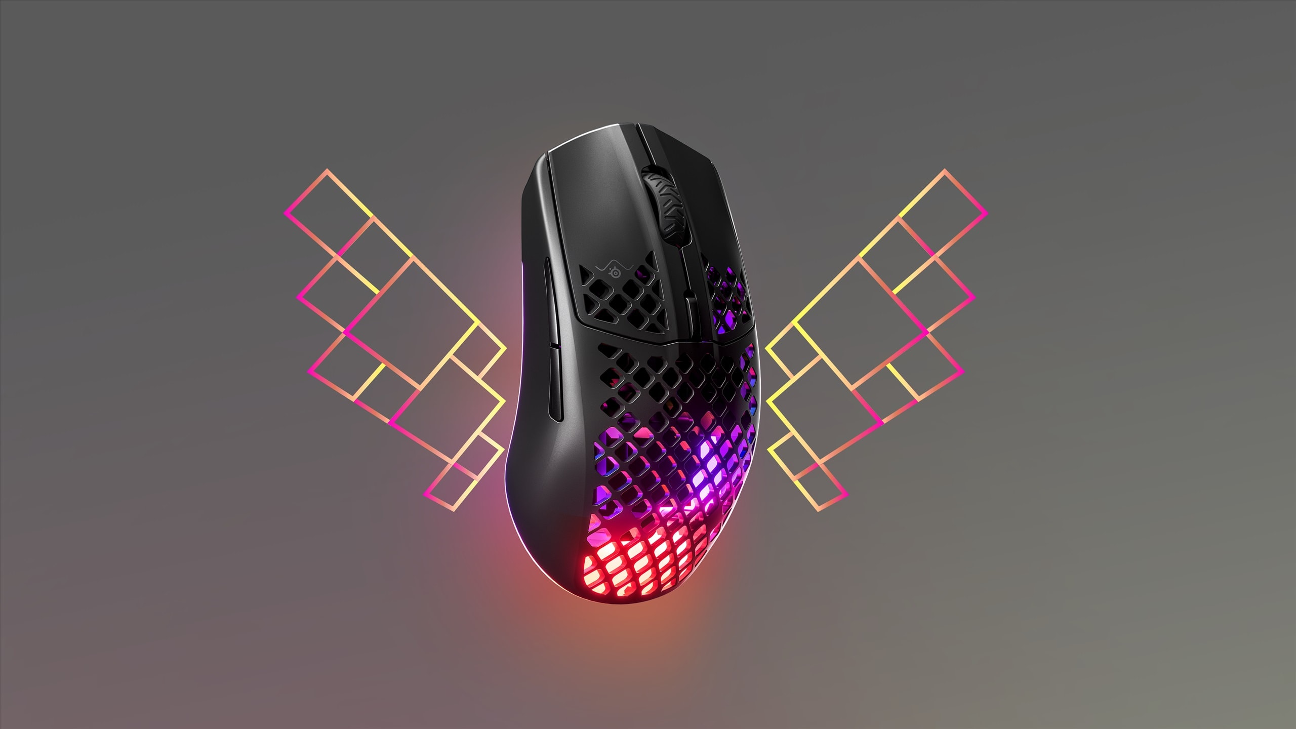 Incredibly light, 66 grams, wireless gaming mouse – SteelSeries Aerox 3 Wireless Review