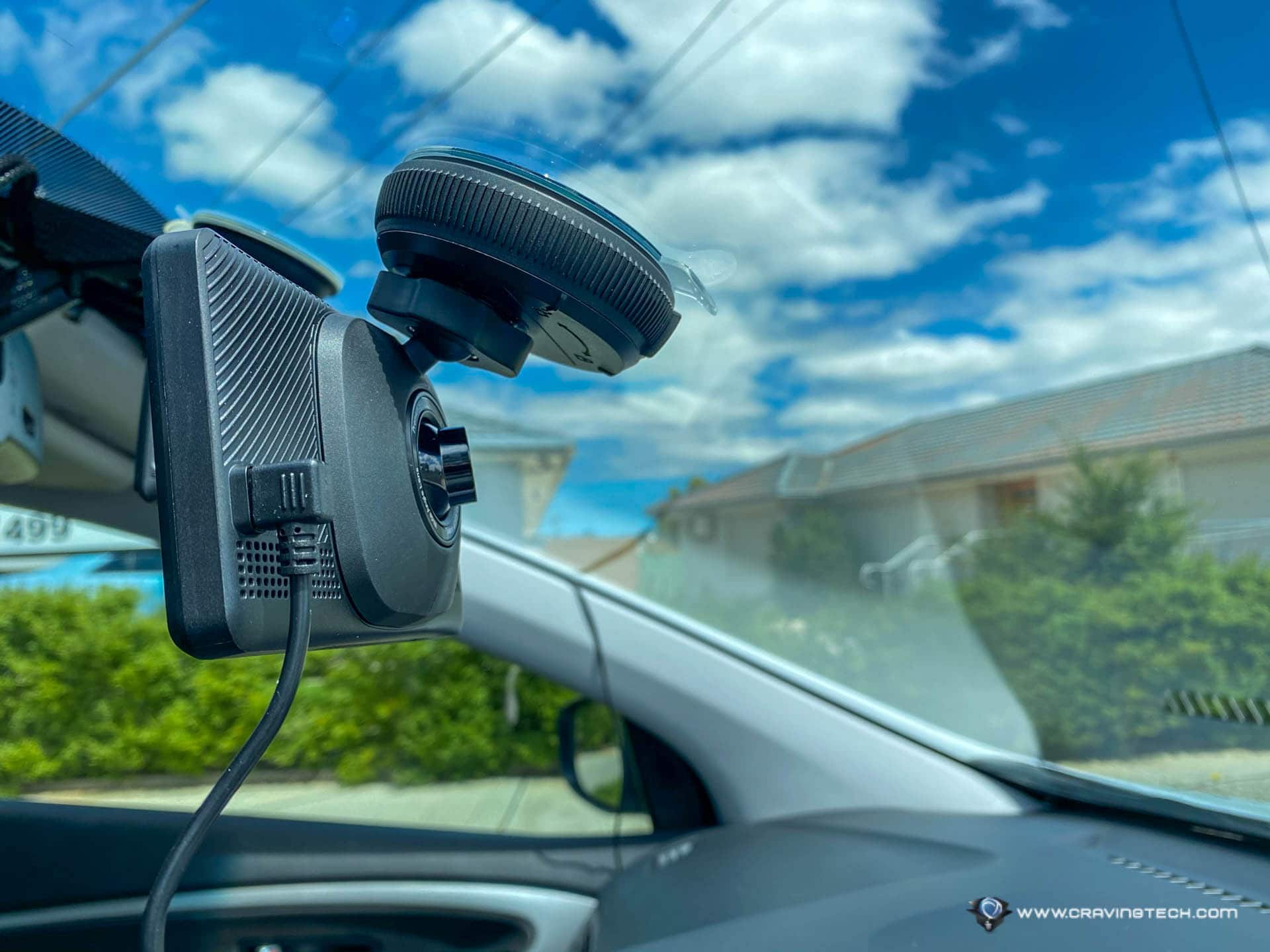 Navman's ultimate Dashcam-and-GPS-in-one is powered by Android – Navman MiCam GPS Review
