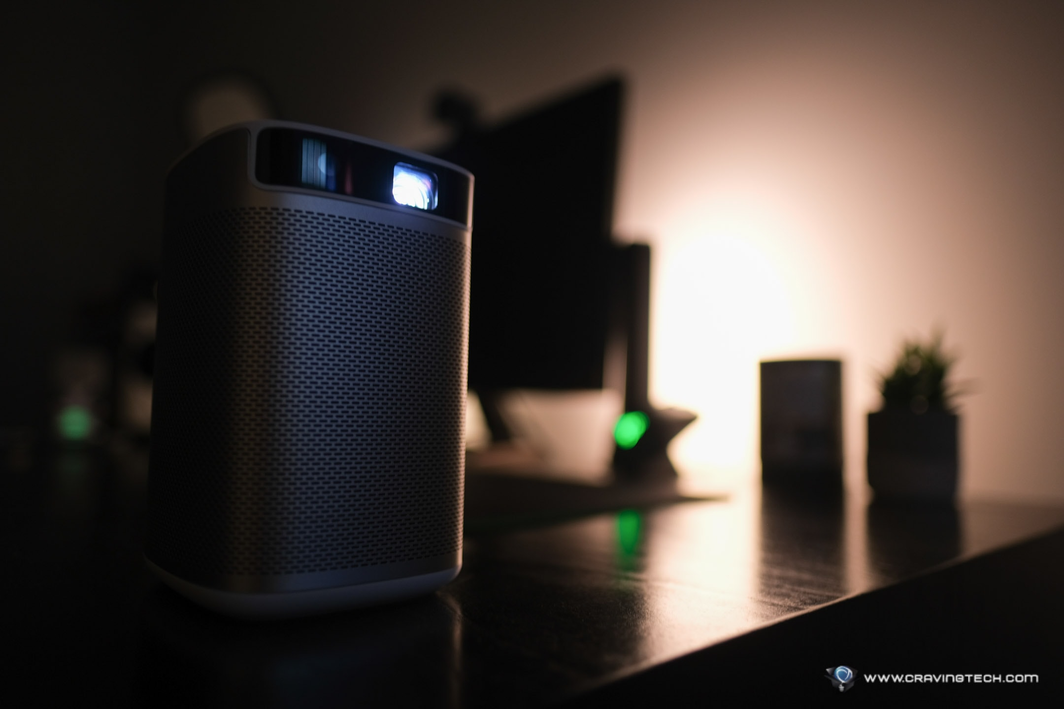 An awesome, 1080p Portable Projector with Android TV & Harman-Kardon speakers – XGIMI MoGo Pro Review
