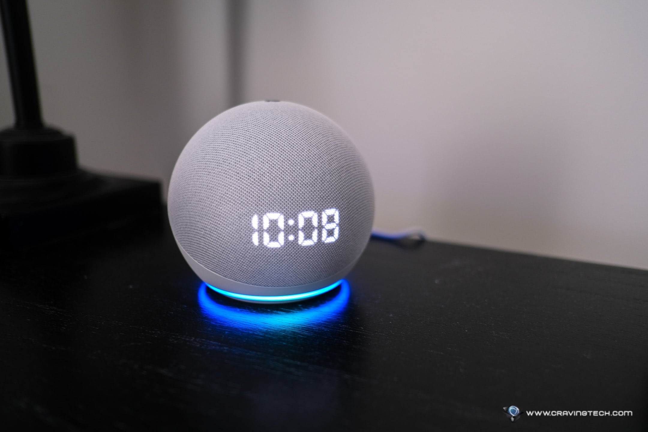 Amazon Echo Dot (4th Gen) with Clock Review