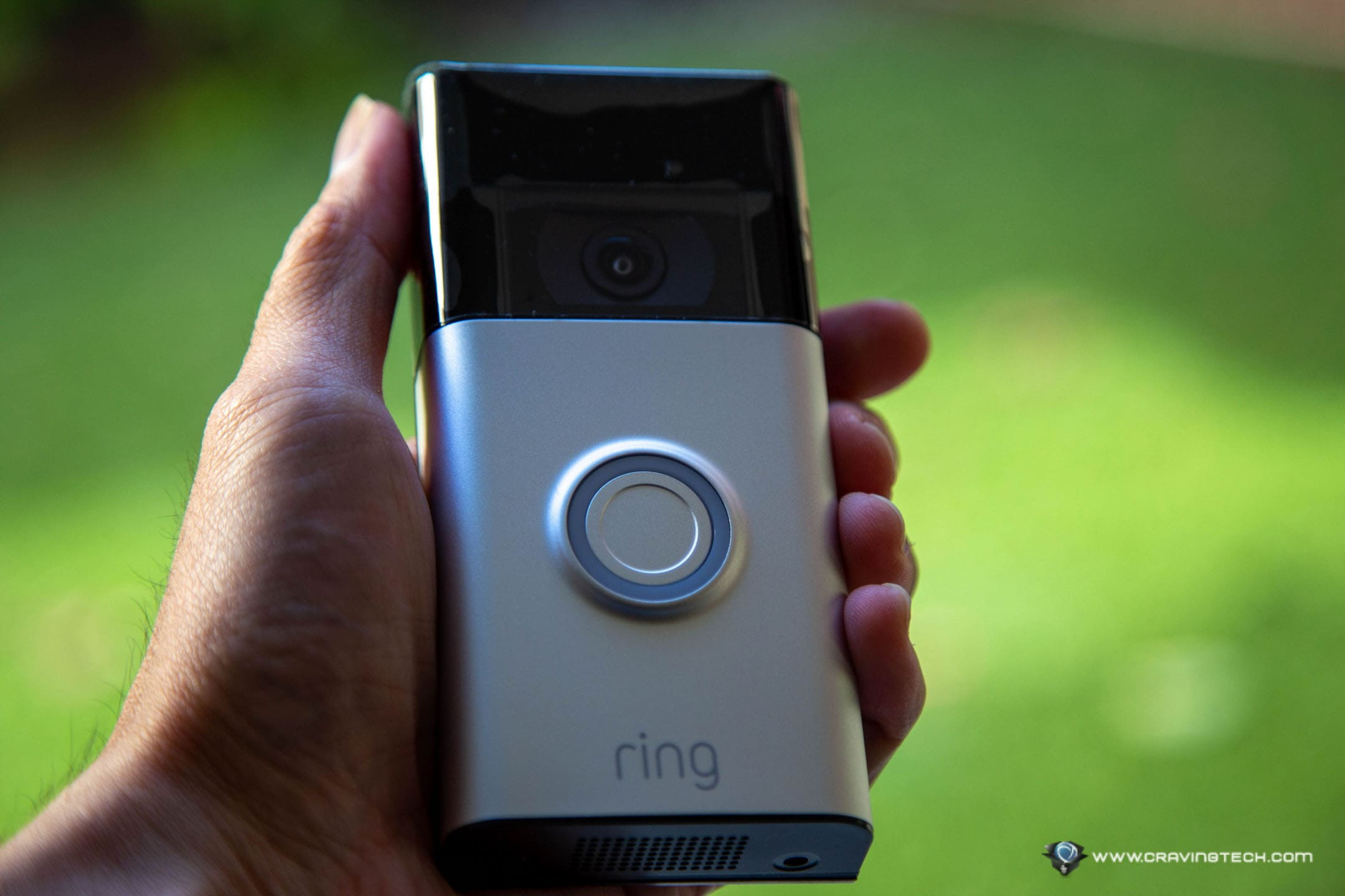 Ring Video Doorbell (2nd Generation, 2020 Release) Review