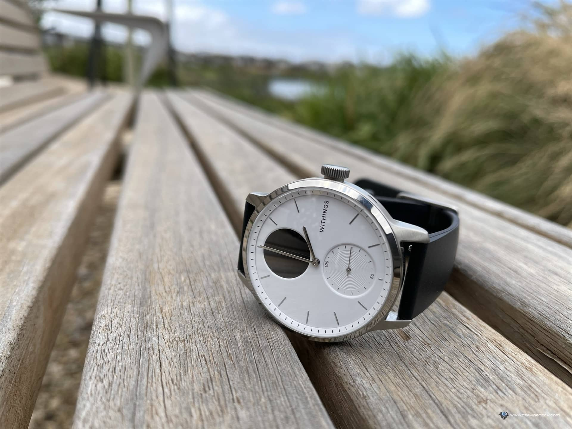 The first hybrid Smartwatch with ECG, heart rate & oximeter through Sp02 – Withings ScanWatch Review