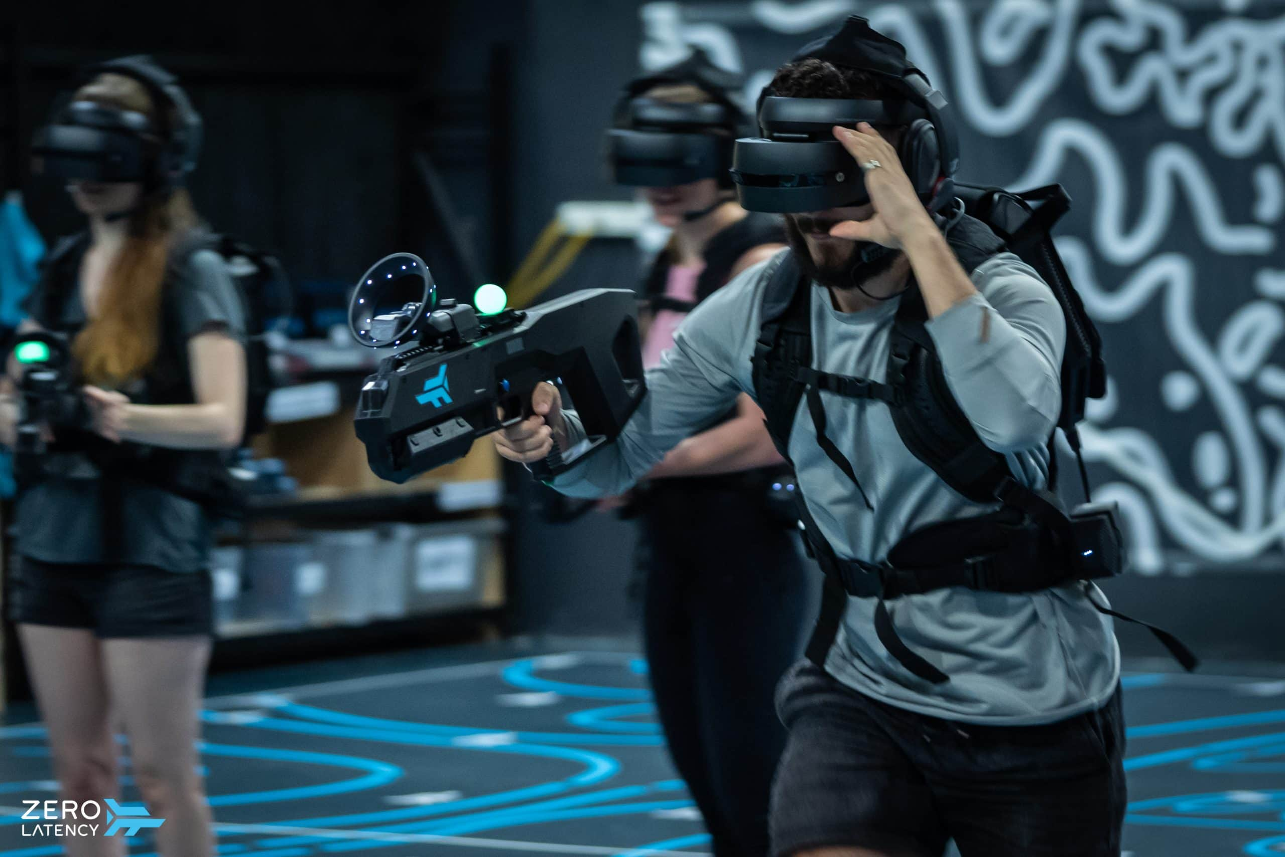 Zero Latency VR opens up in Sydney and you can book to play now