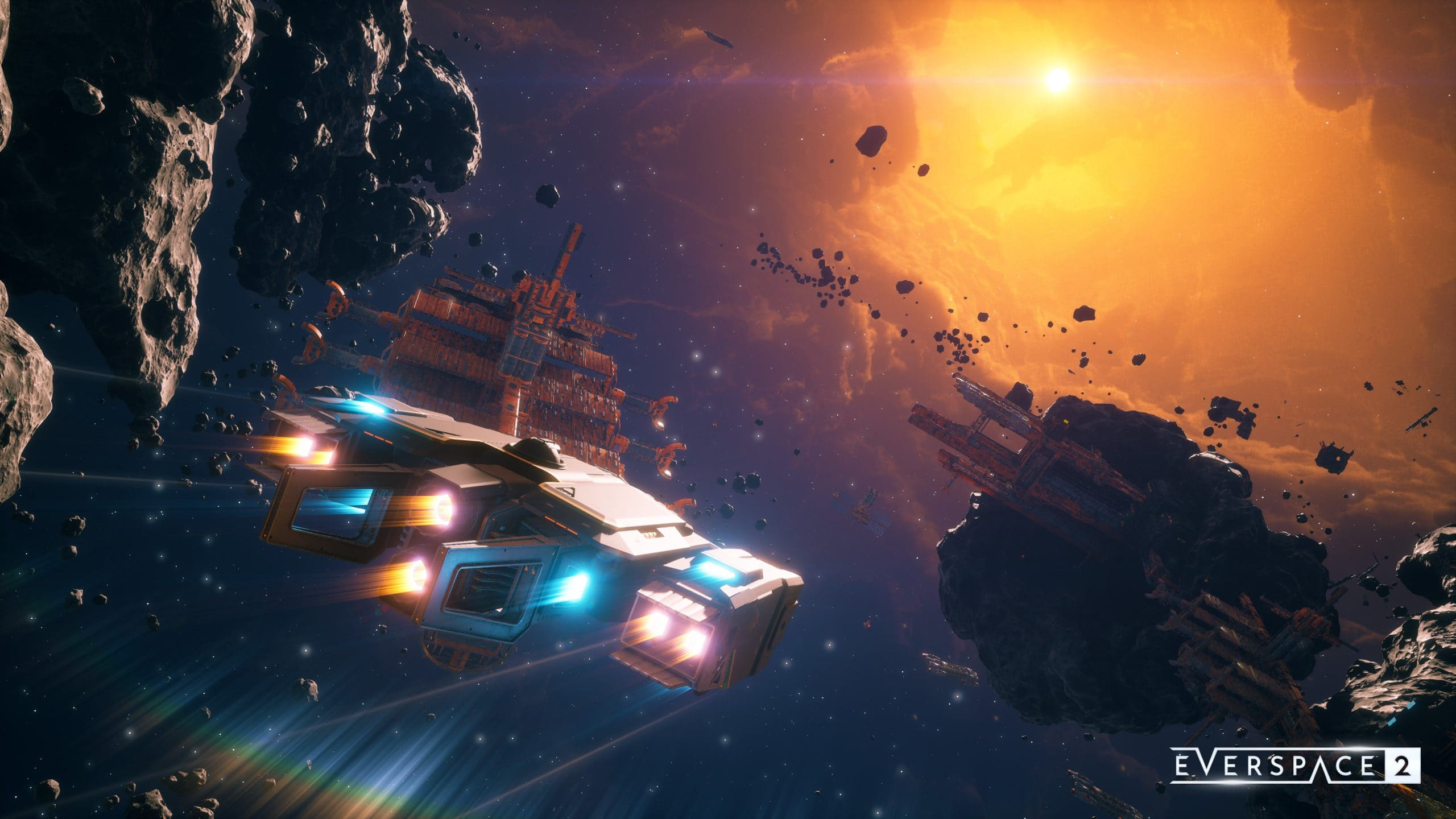 Everspace 2 is shaping up to be one of the best RPG Space Shooters of all time