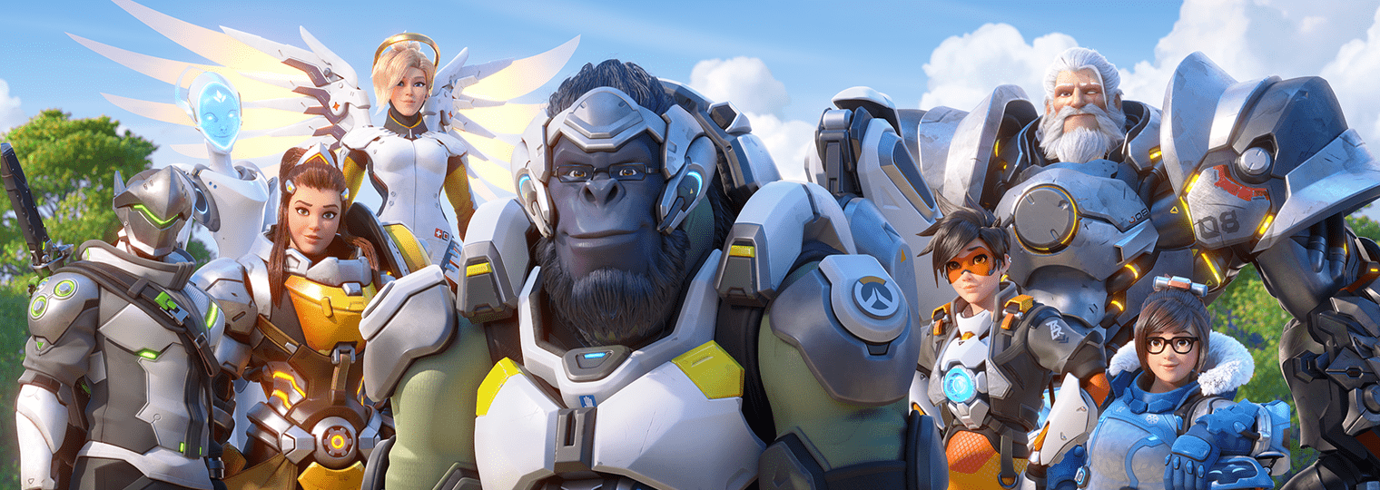 "It's now clear that Overwatch 2 is not just an ""expansion"" of Overwatch or an Overwatch DLC"