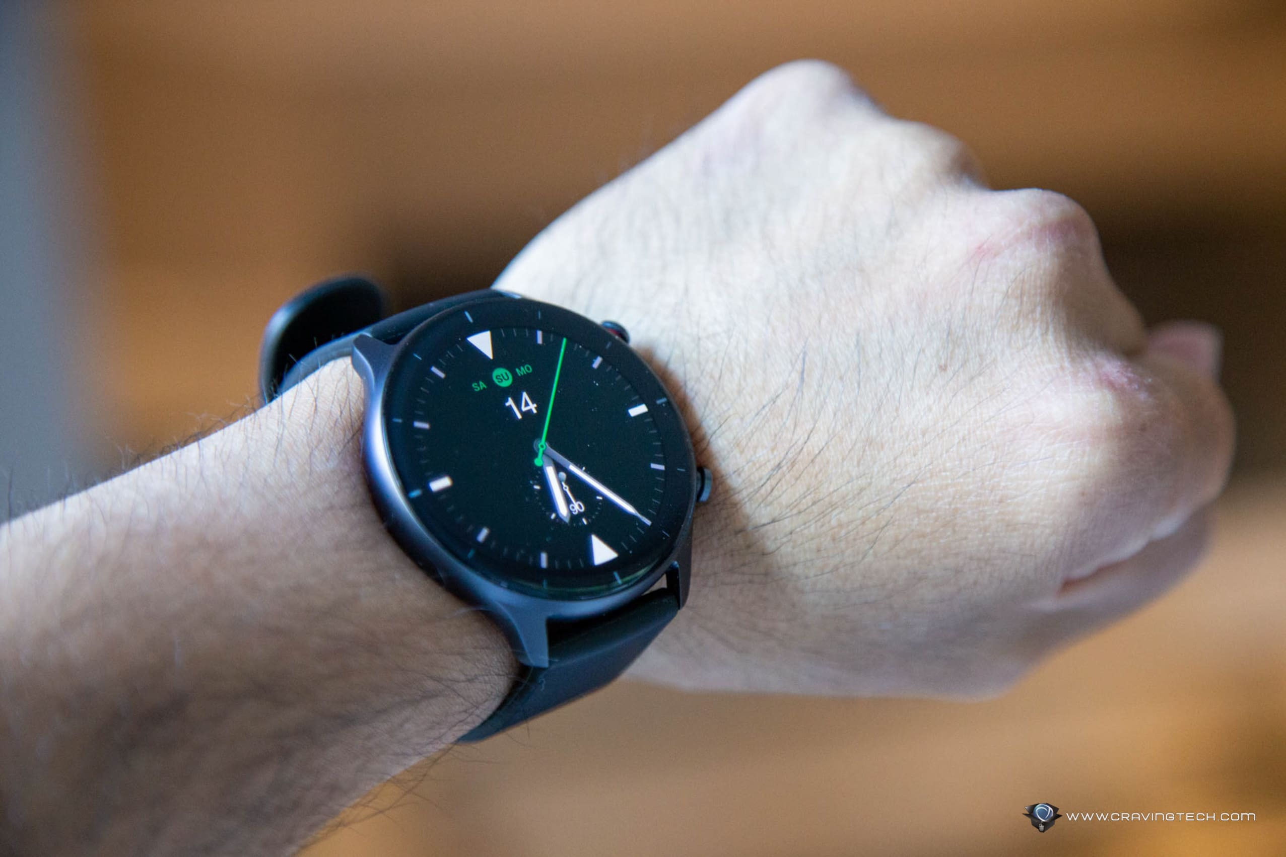 Smartwatch with an amazing fit – Amazfit GTR 2e Review