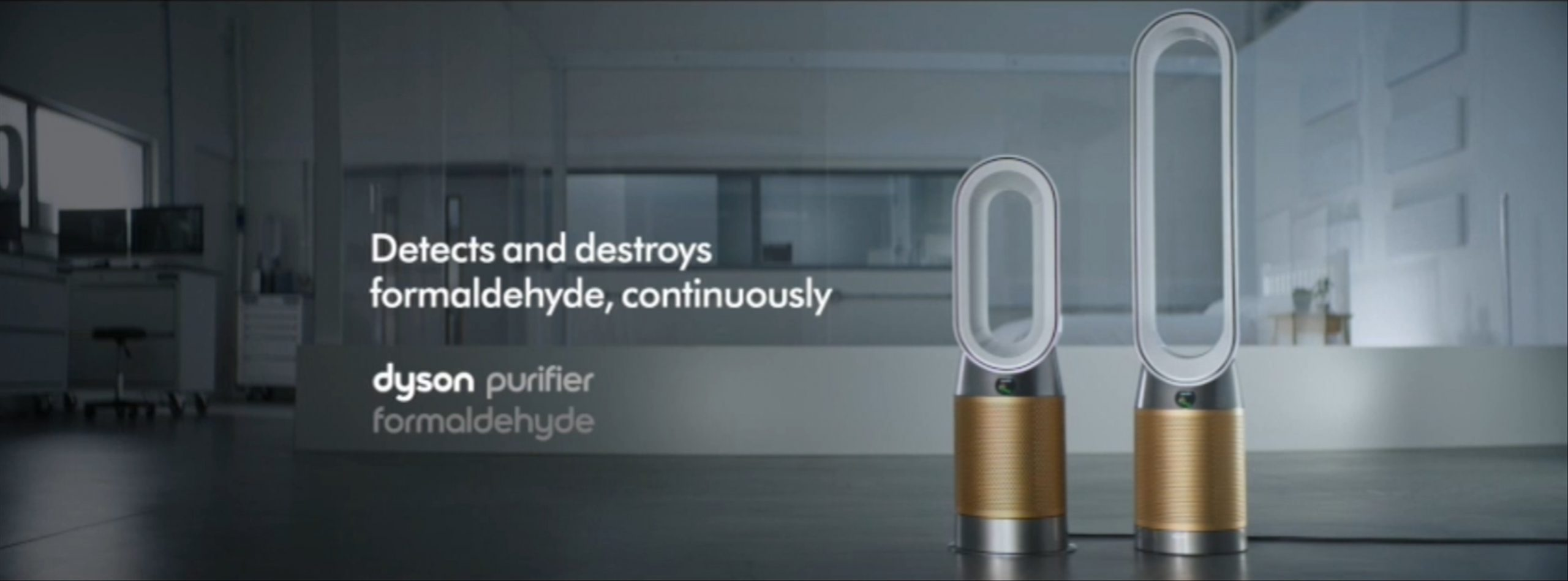 Dyson's latest air purifier can now sense and destroy formaldehyde