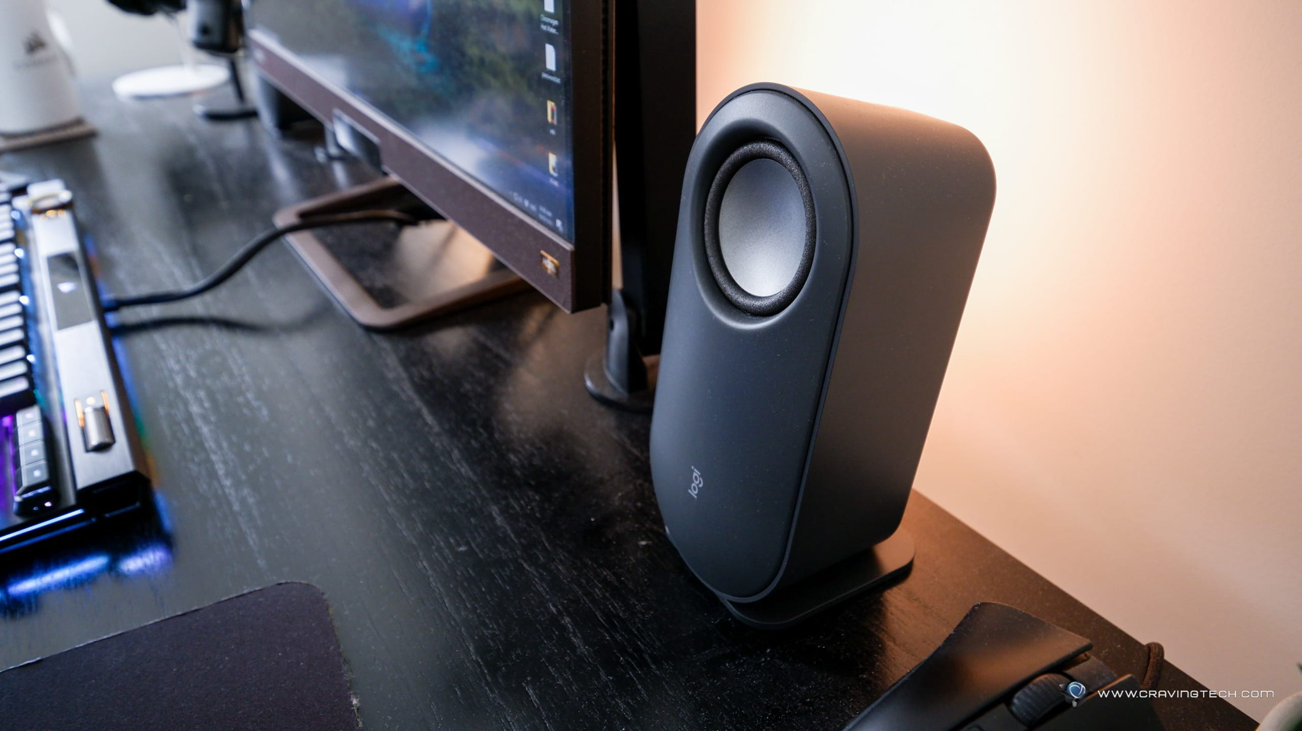Logitech Z407 Bluetooth Computer Speakers Review