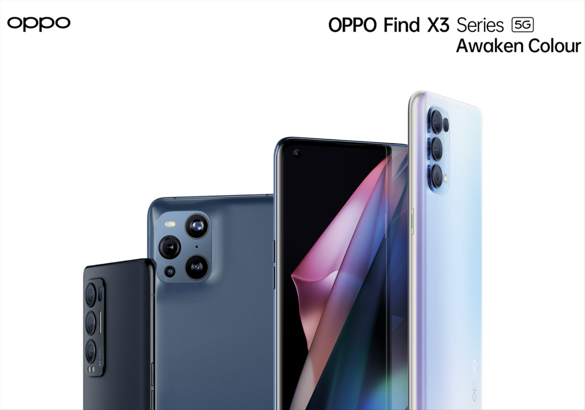 OPPO announces their new flagship series, OPPO Find X3 Series