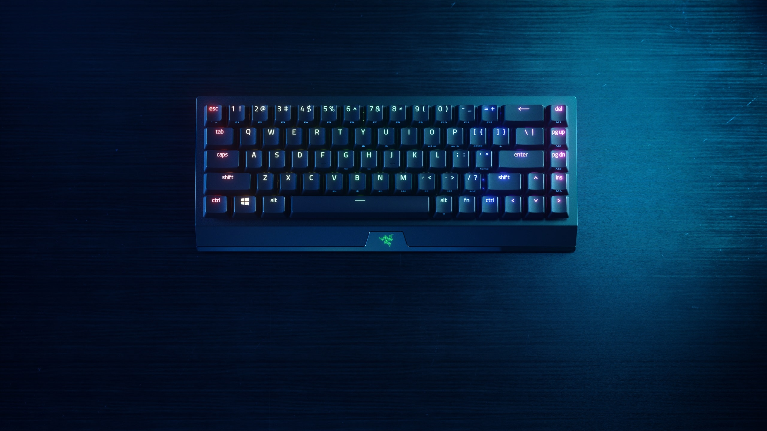 Razer BlackWidow V3 Mini HyperSpeed keyboard is that Razer compact, wireless gaming keyboard you are looking for