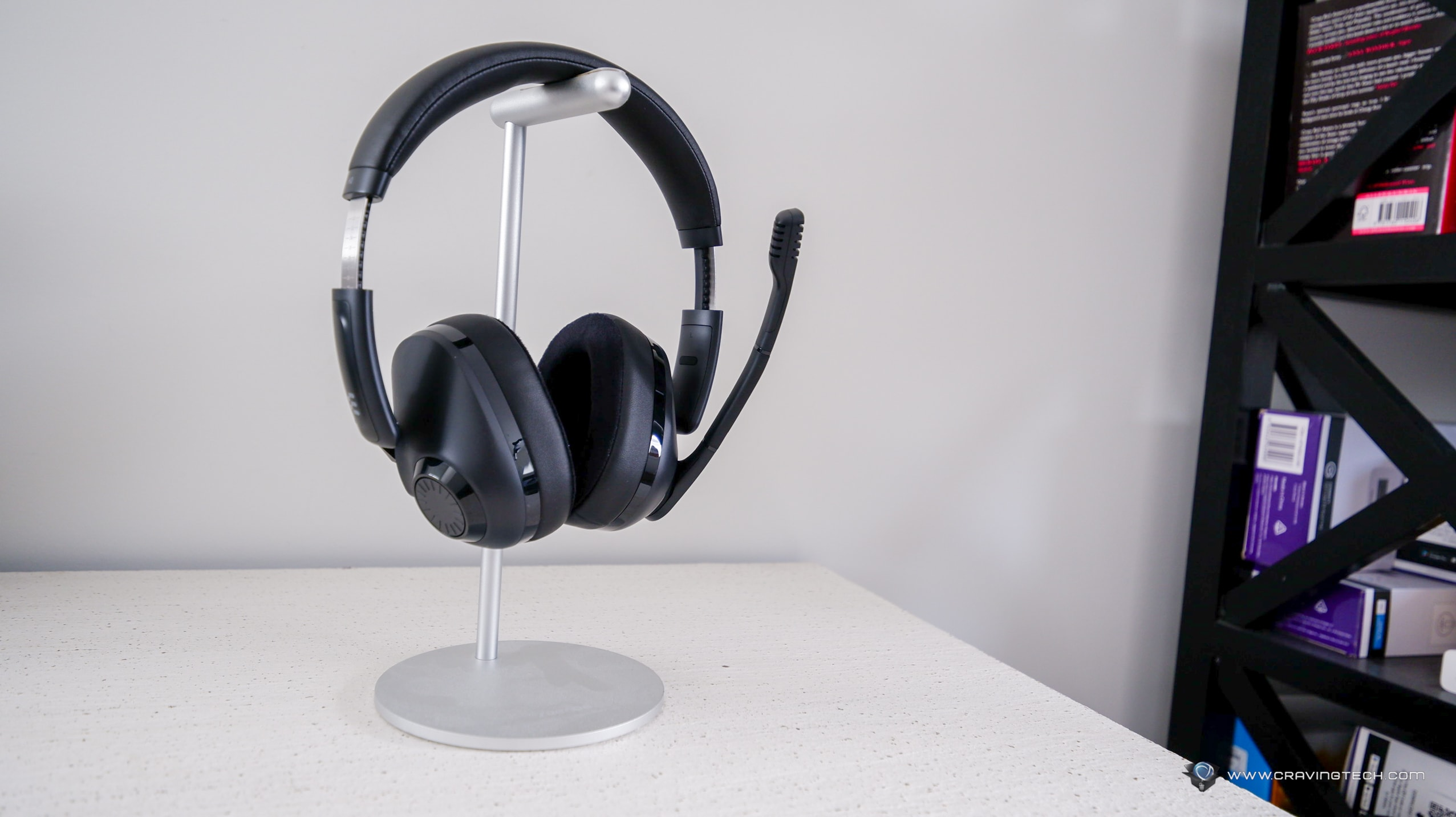 EPOS H3 Closed Acoustic Gaming Headset Review
