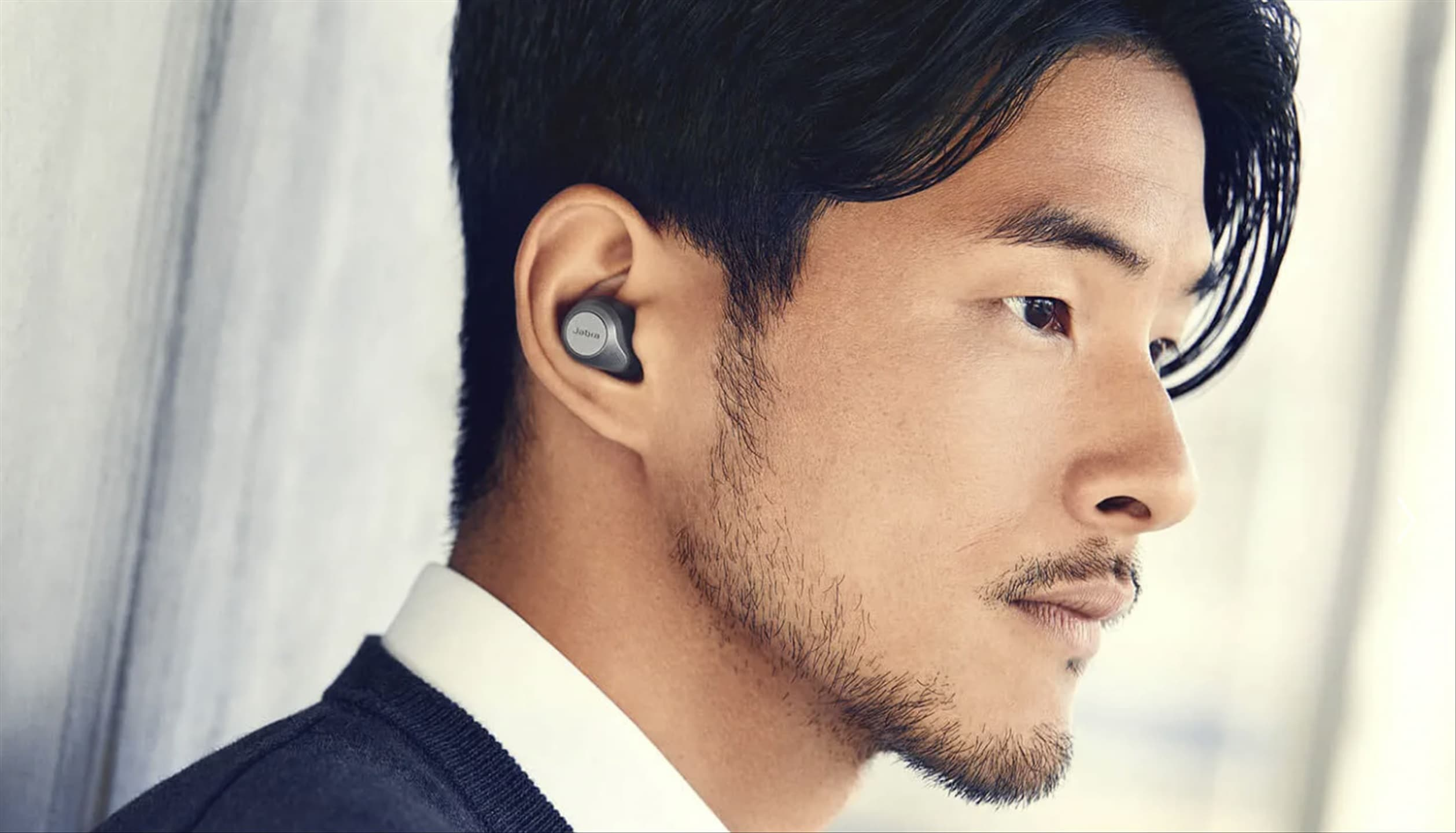 Jabra's new feature will test and ensure that you get a snug fit