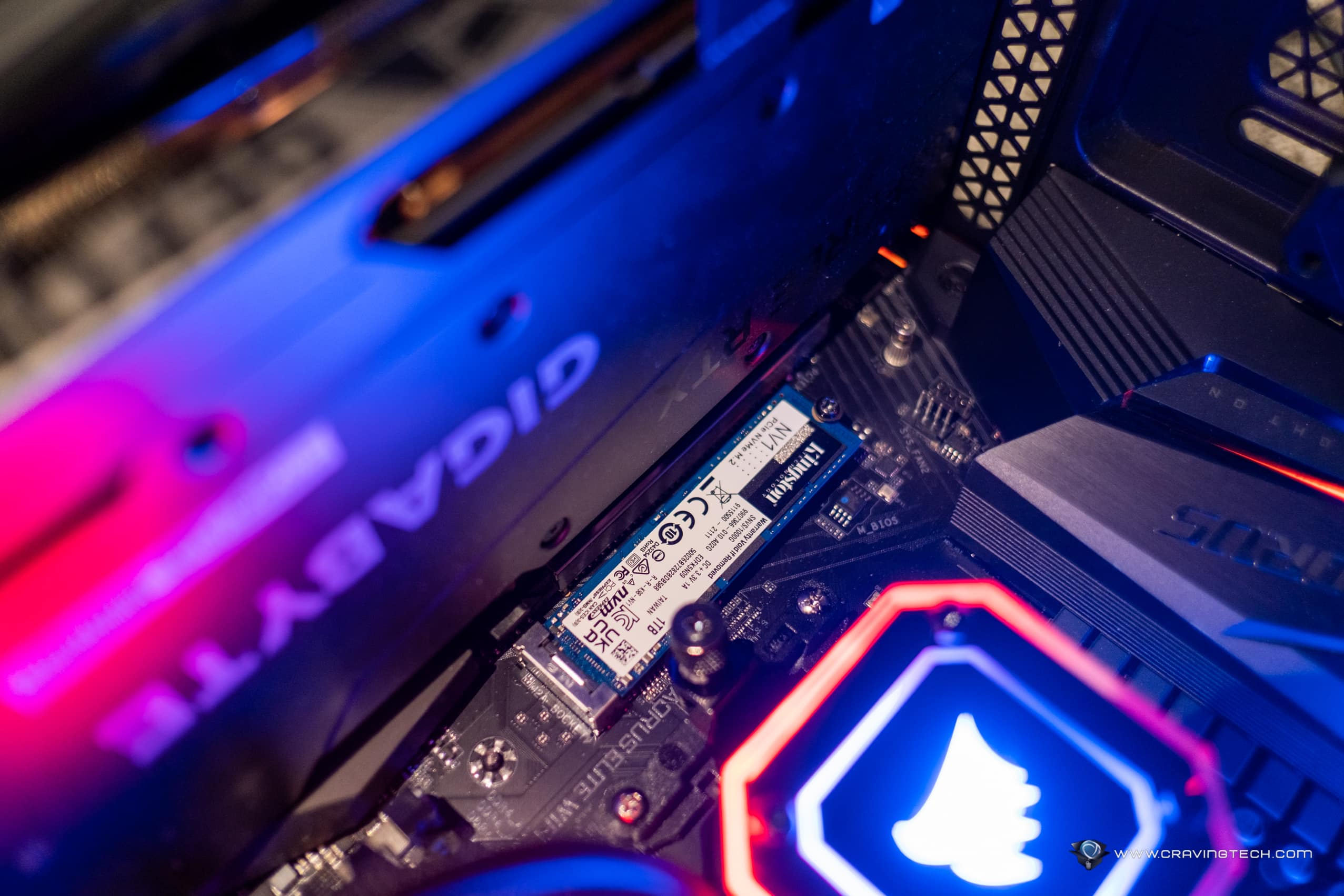 An ideal, entry-level NVMe PCIe SSD – Kingston NV1 NVMe PCIe SSD Review
