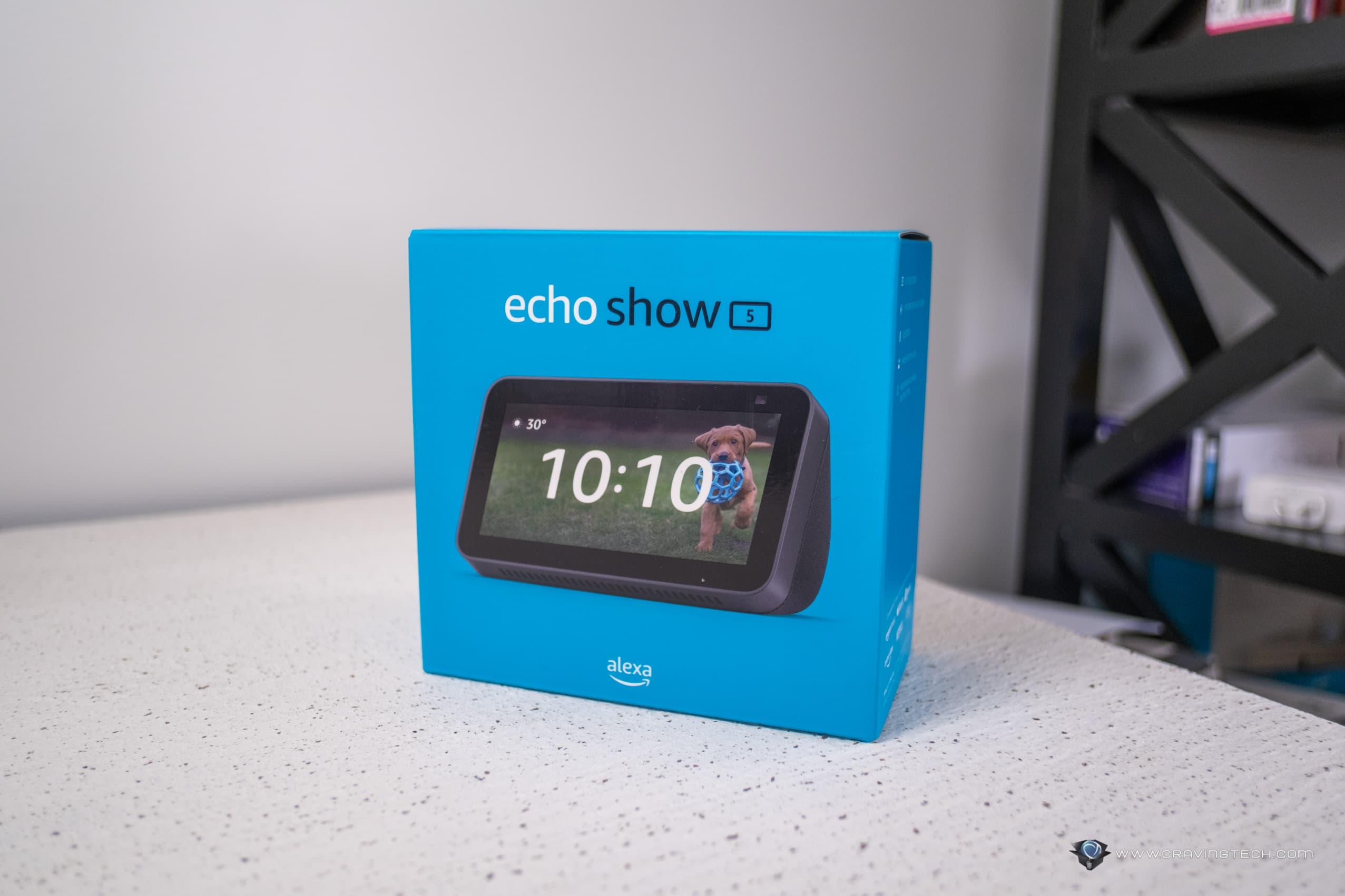 Amazon Echo Show 5 (2nd Gen, 2021) Review
