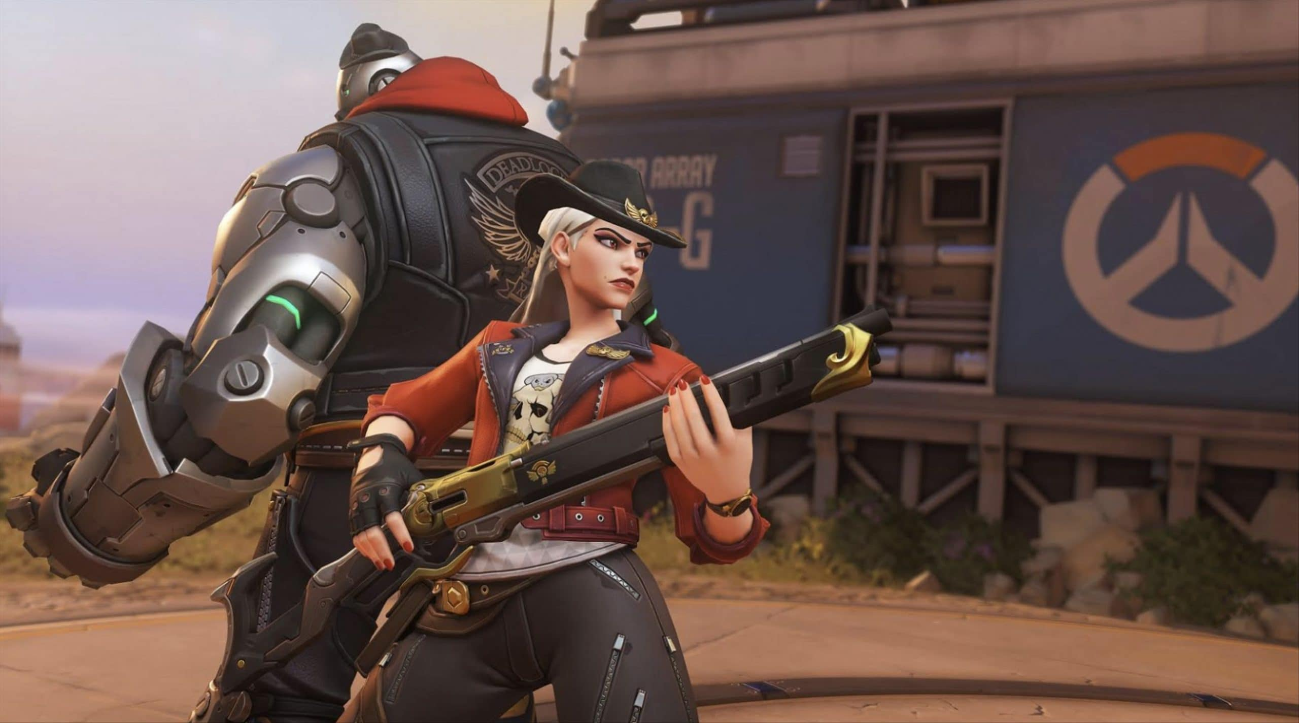 Overwatch Cross-Play is now live, along with Ashe's Deadlock Challenge event