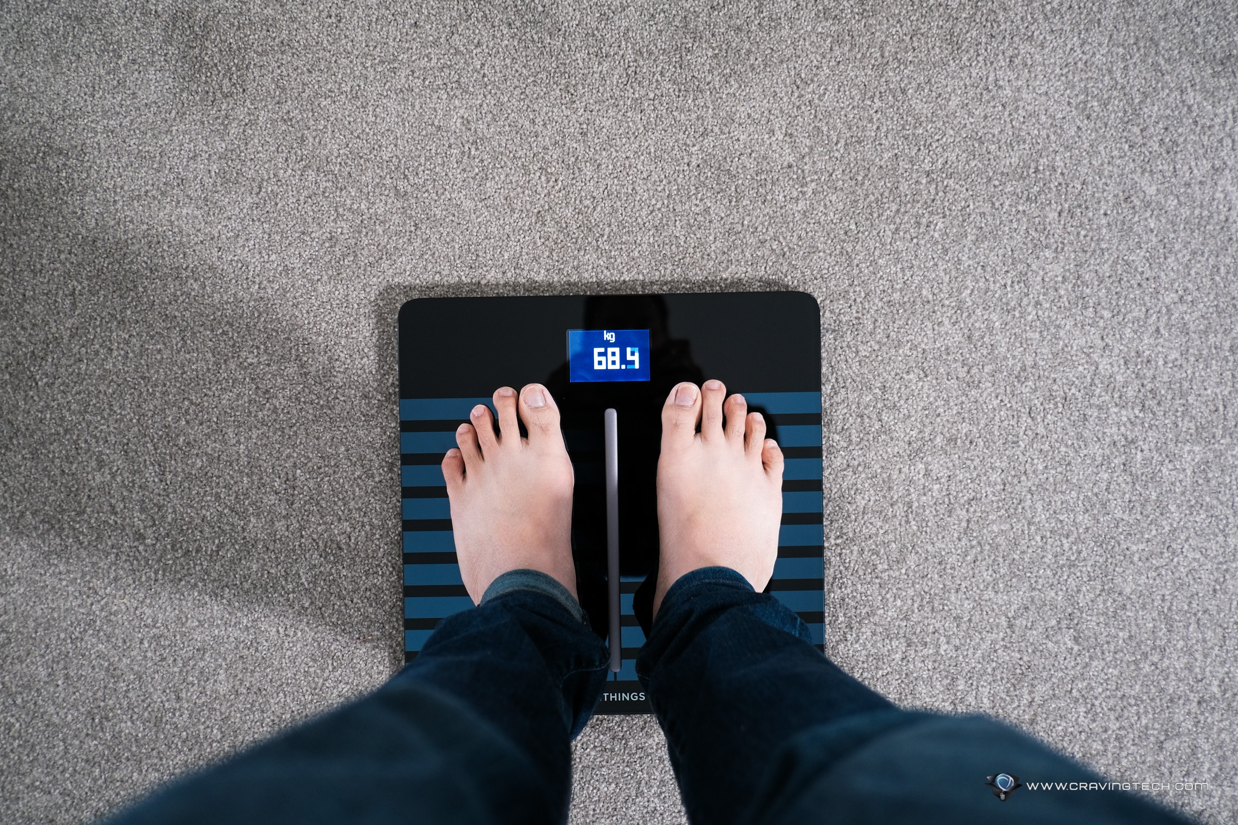 Step on this smart scale and check your heart health