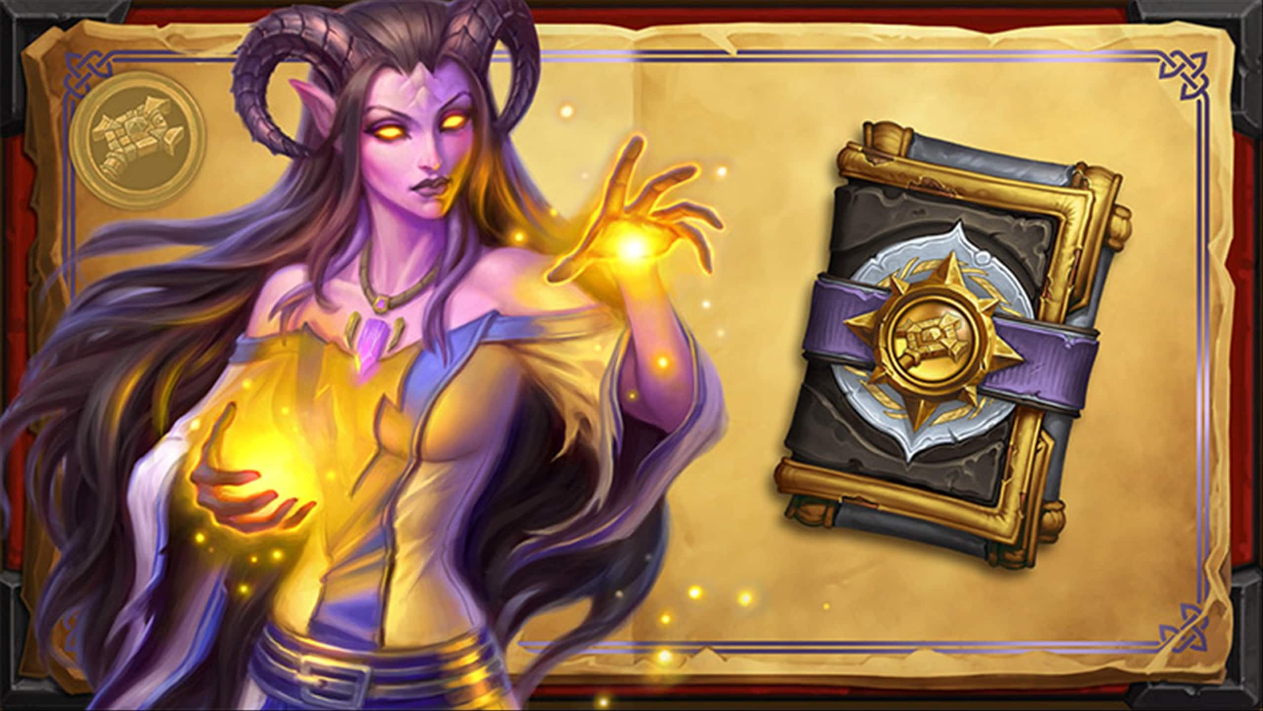 Blizzard Hearthstone's latest updates includes 35 new collectible card Wailing Caverns Mini-Set