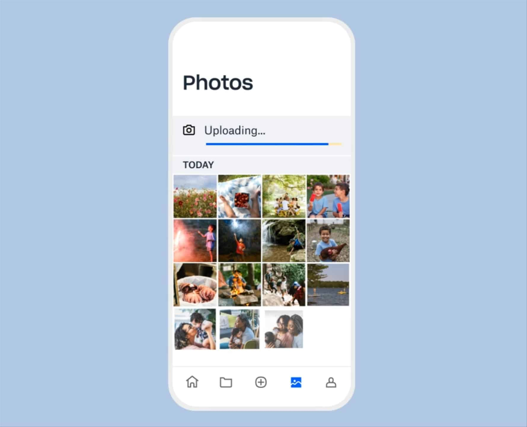 New, free Dropbox feature allows you to backup your phone photos to Dropbox automatically