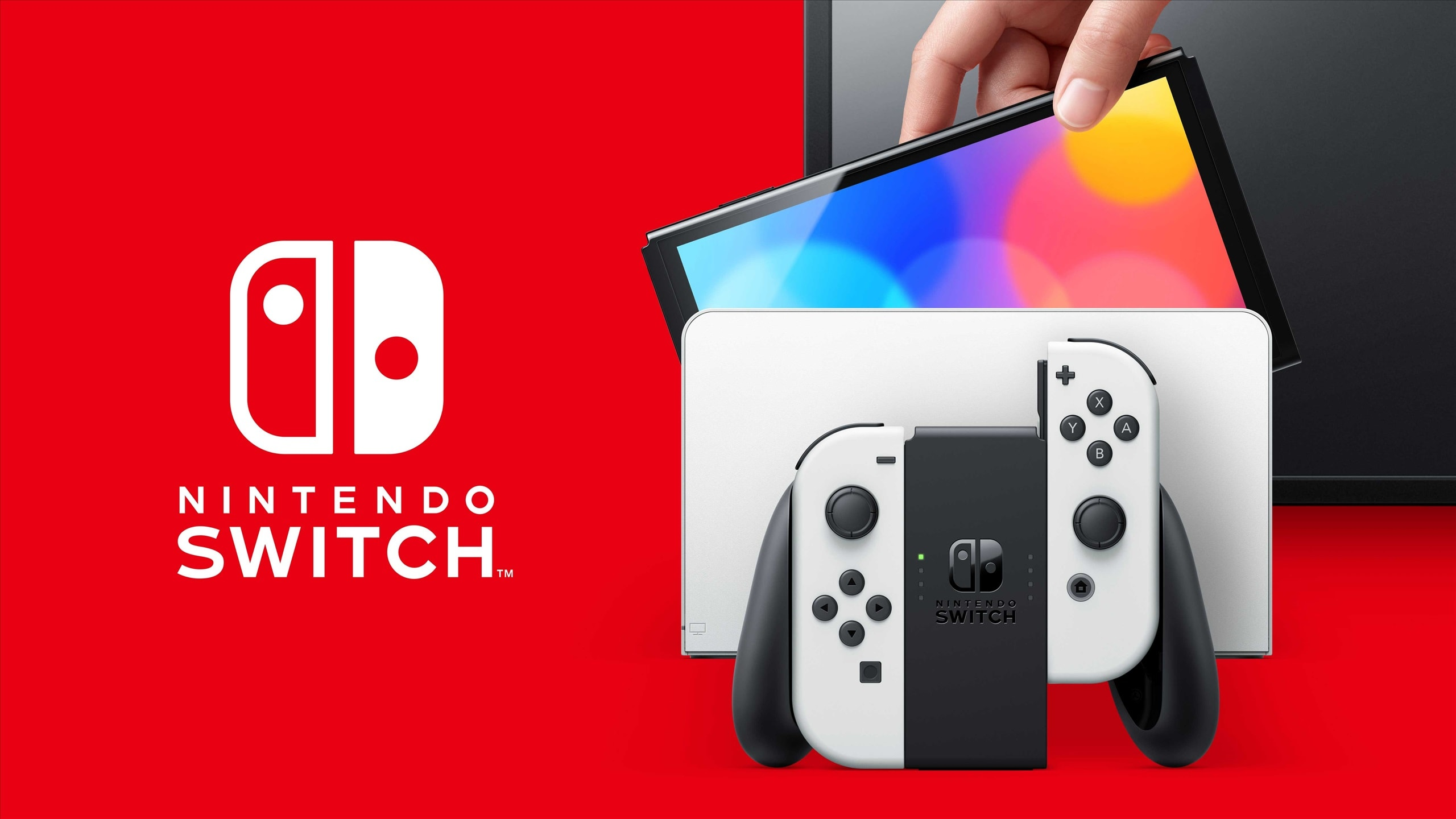 Nintendo releases a new Nintendo Switch model