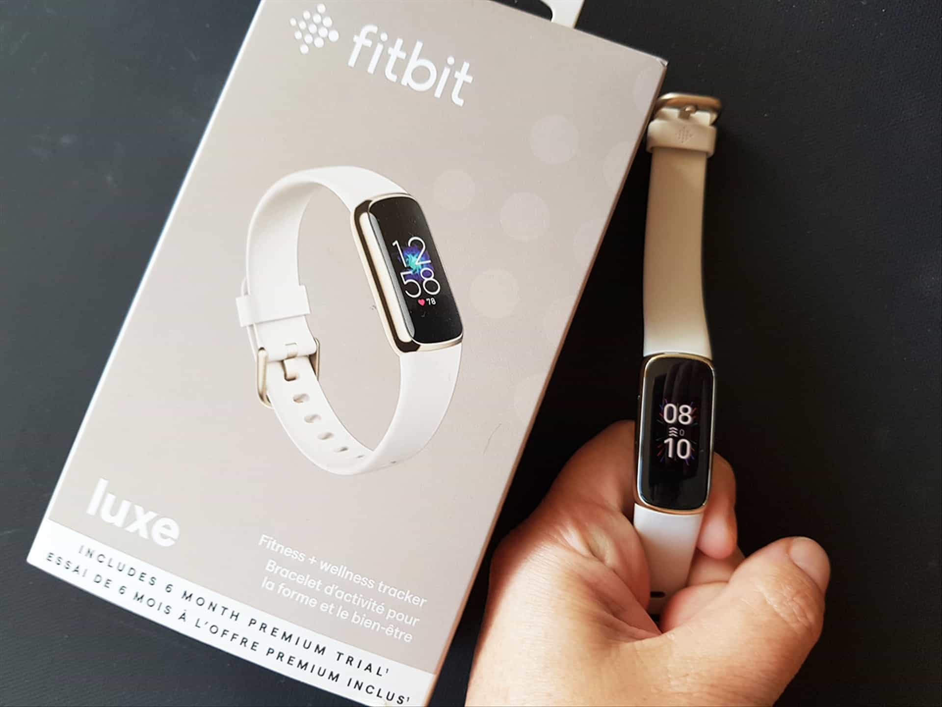 Fitbit Luxe Fitness and Wellness Tracker Review