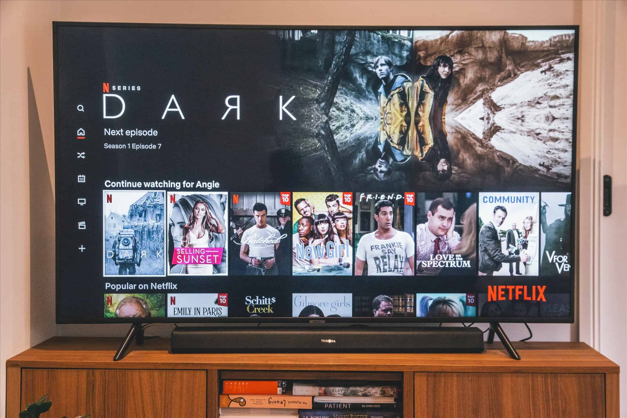 How to block shows on Netflix