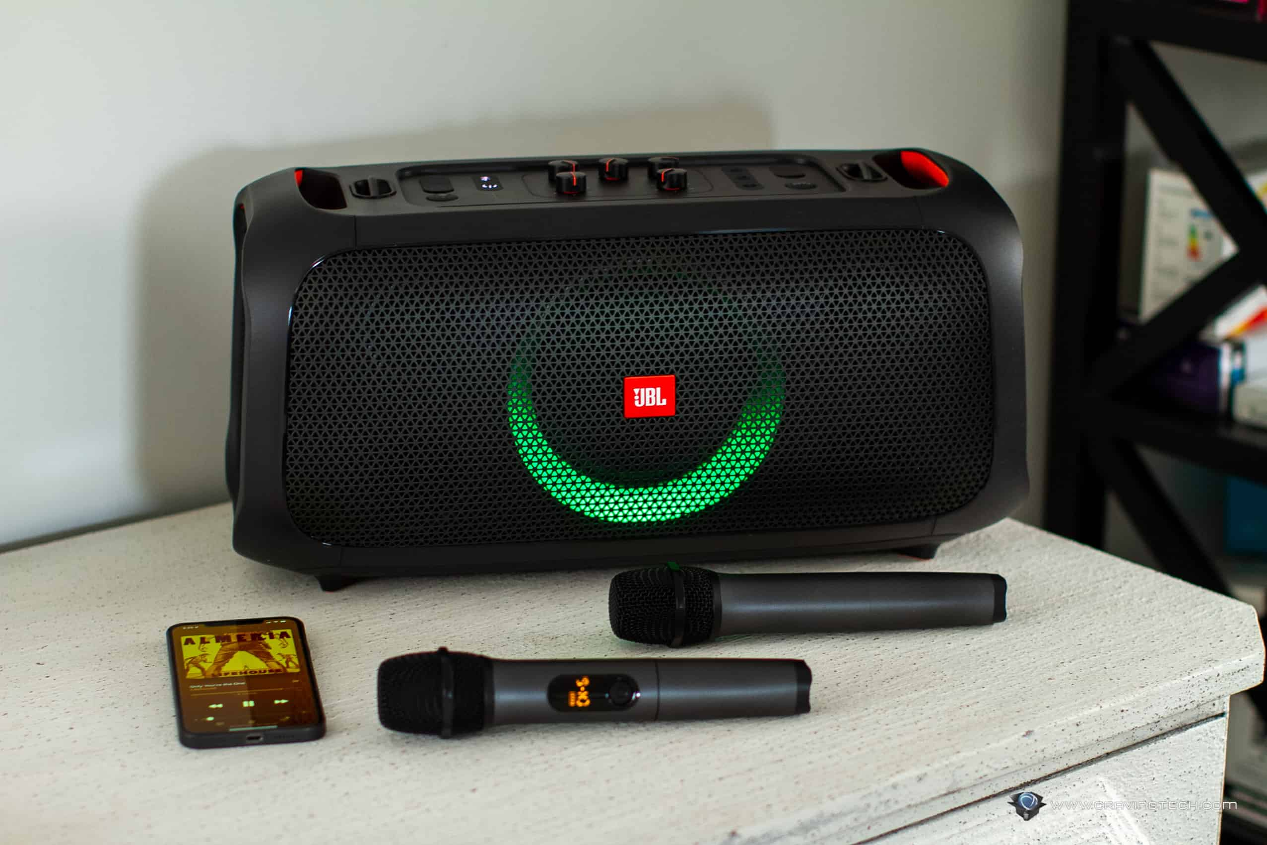JBL PartyBox On-The-Go Review – More than just a big, portable speaker