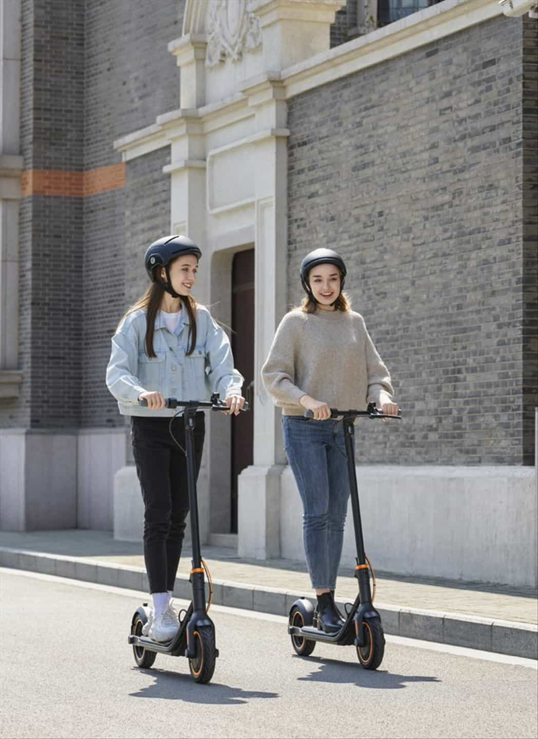 Four new electric scooters from Segway-Ninebot are here