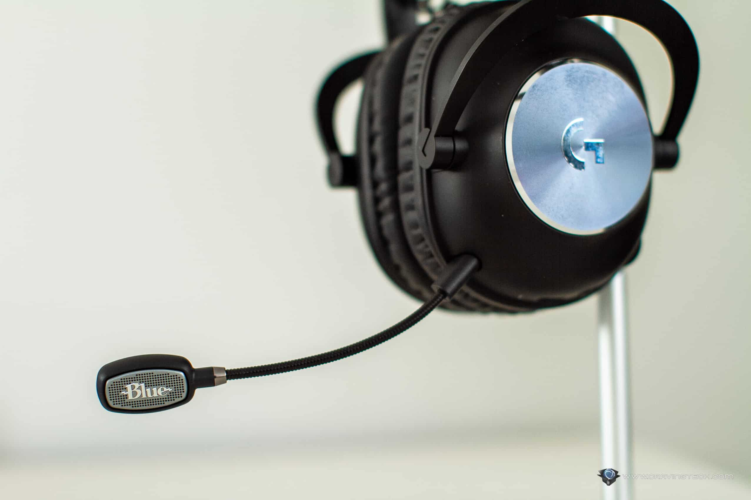 A premium, headset microphone from Blue for your Gaming Headset – Blue Icepop Review