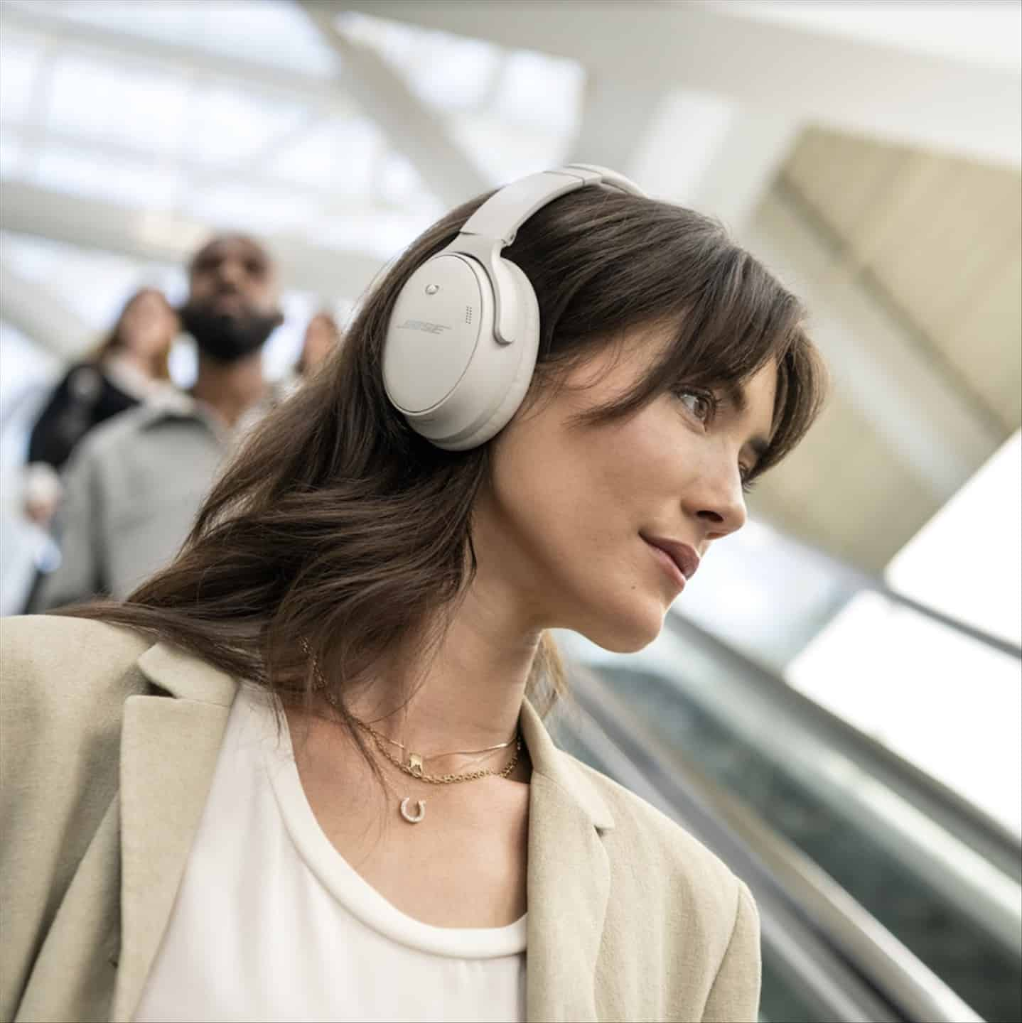 Bose announced an update to their ANC headphones' QuietComfort line with QuietComfort 45