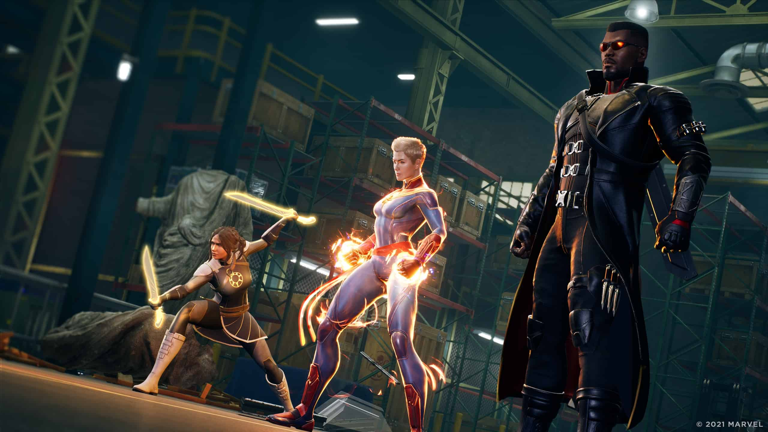 An XCOM-style game in the Marvel universe? Oh please, sign me up!