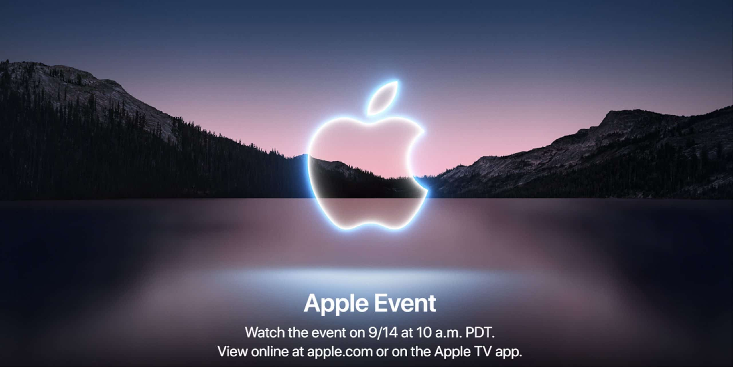 It's official! iPhone 13 will be announced next week