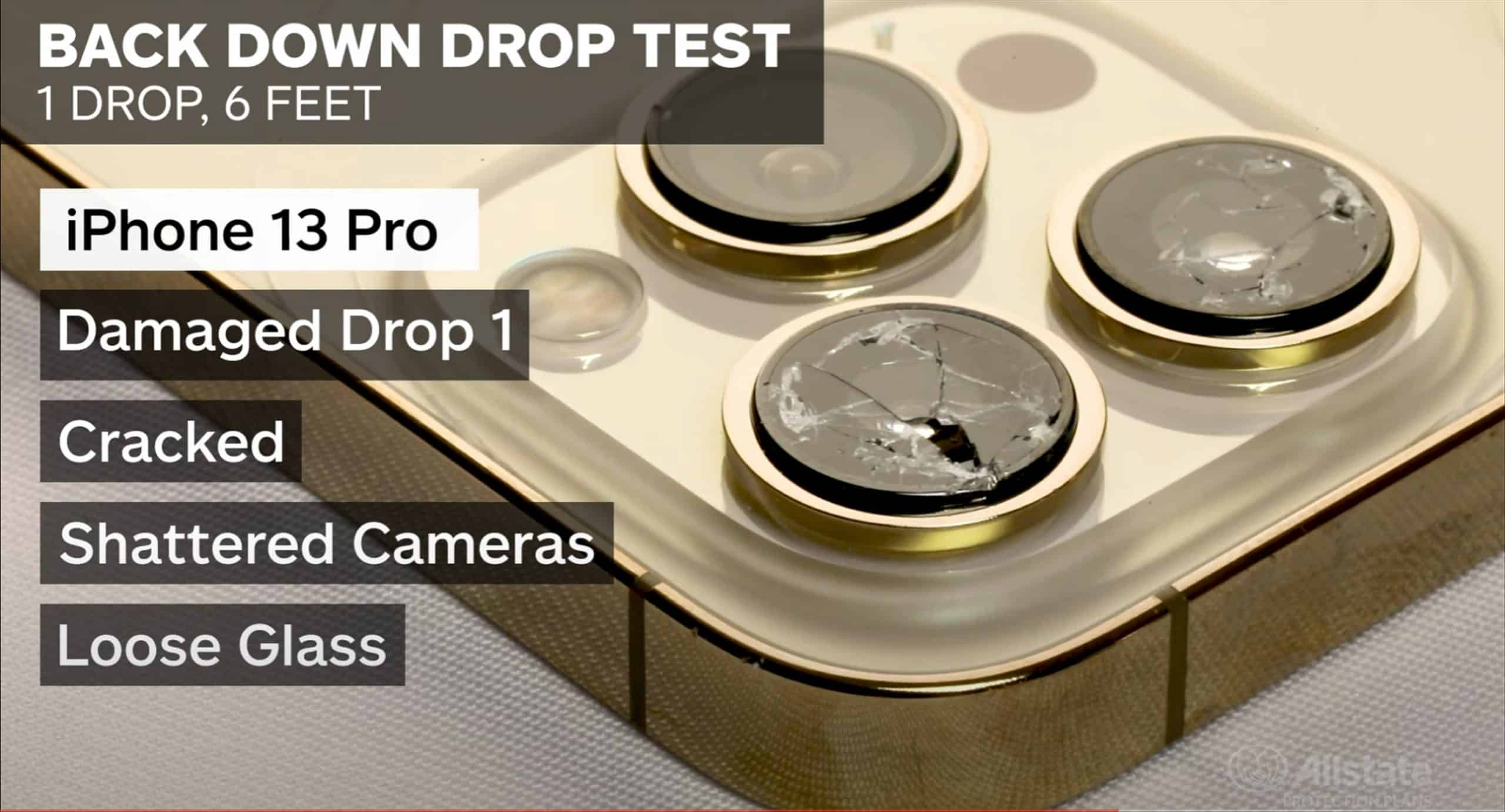 How tough is the new iPhone 13? Here are some iPhone 13 drop test results!