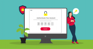 Authenticate your account