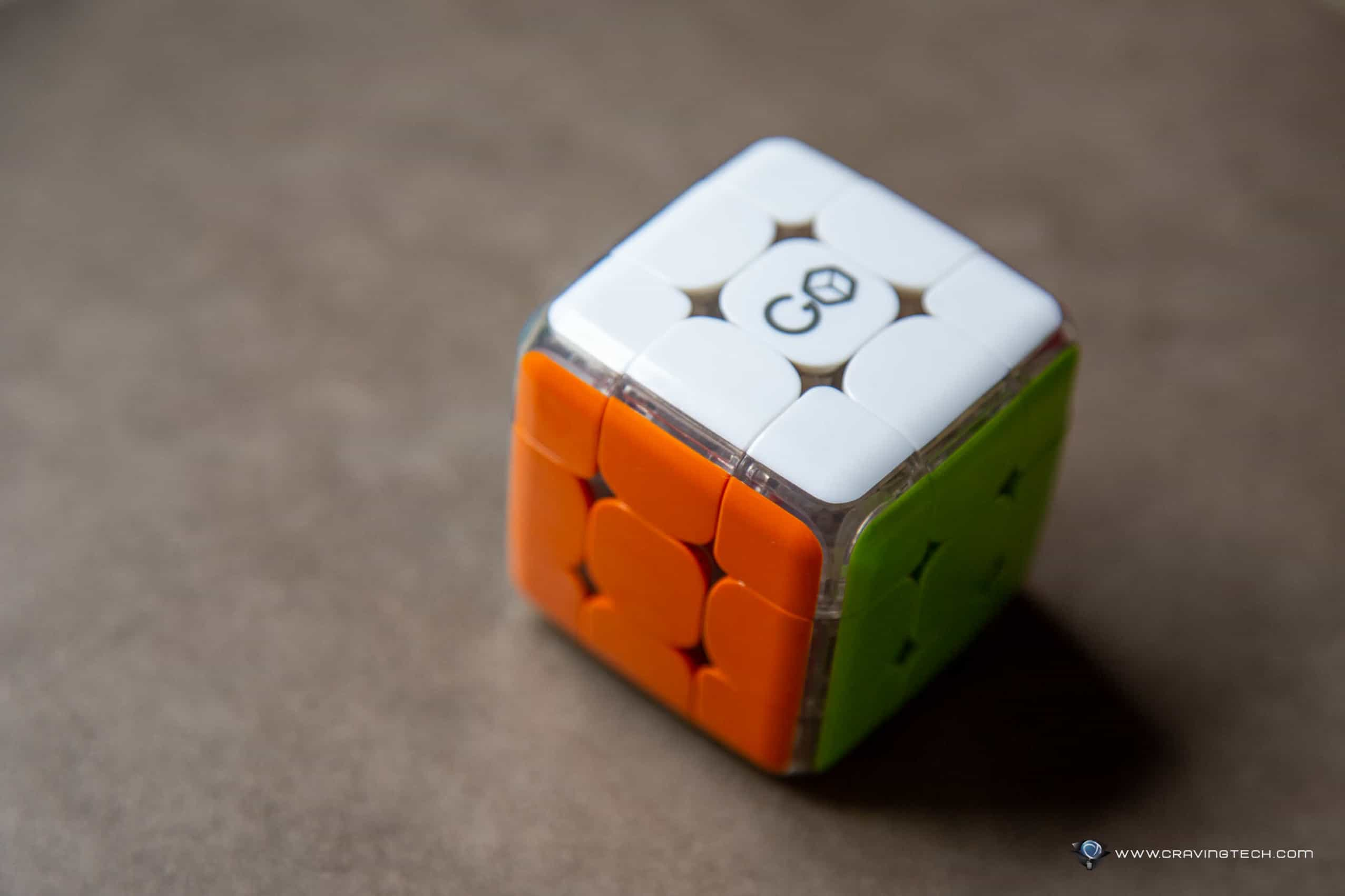 Learn how to solve the Rubik's cube in a smart, fun way – GoCube Edge Smart Cube Review