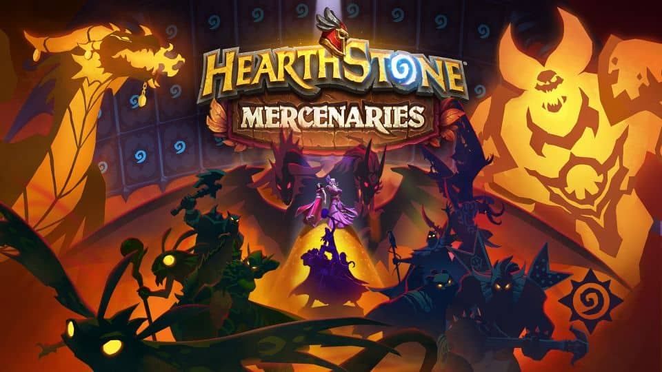 Hearthstone Mercenaries – The new, fun, game mode no one asked for
