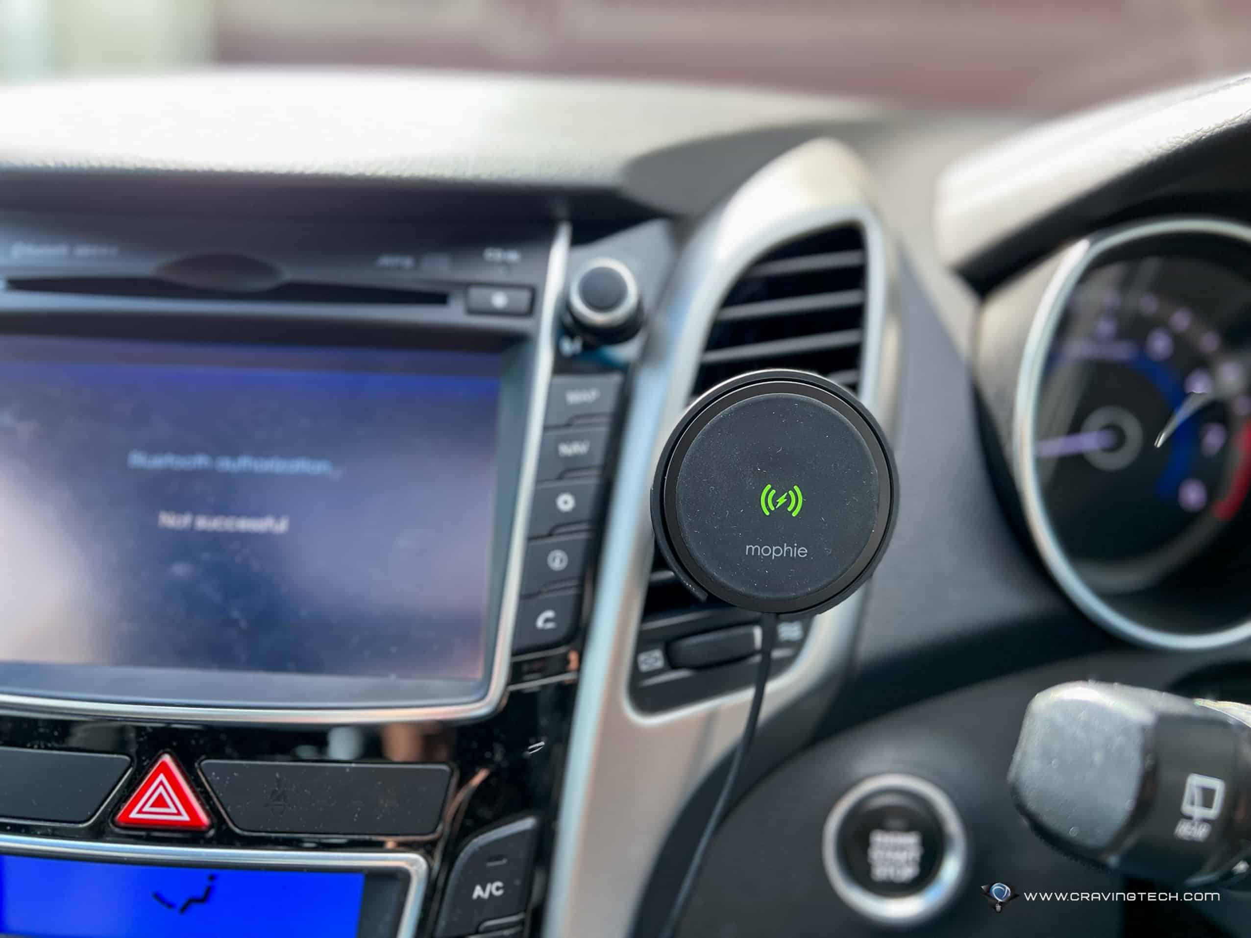 Snap that iPhone on your car's vent