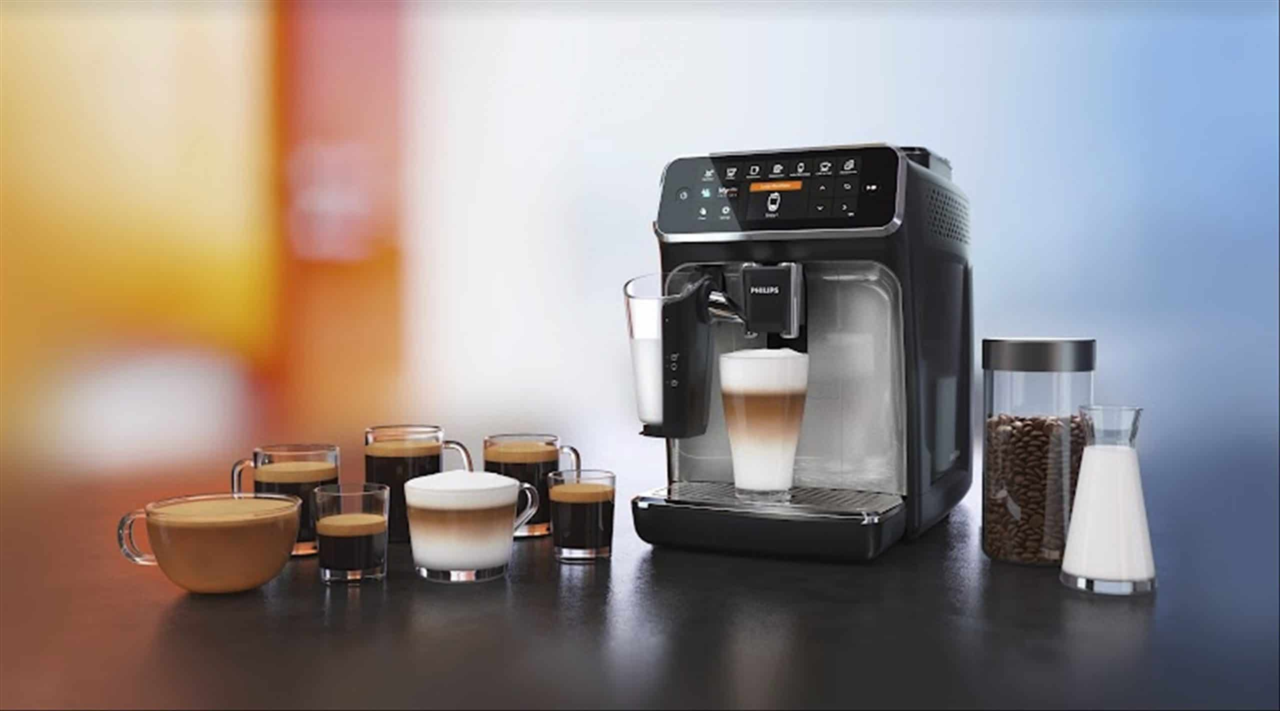 Like a Nespresso machine, but with fresh coffee beans to get that fresh and aromatic coffee you want