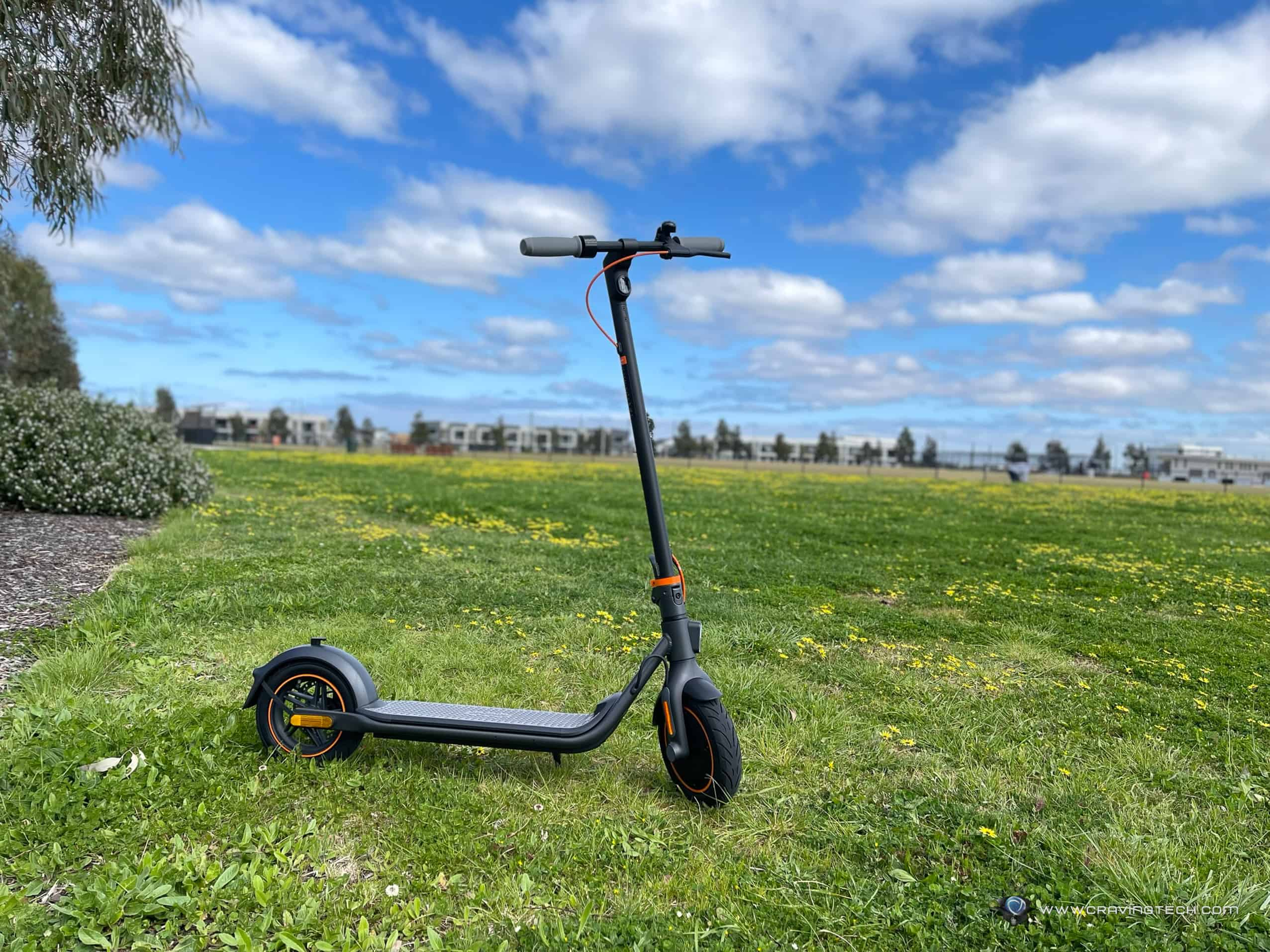 Gotta feel that acceleration! – Segway-Ninebot F40A Review